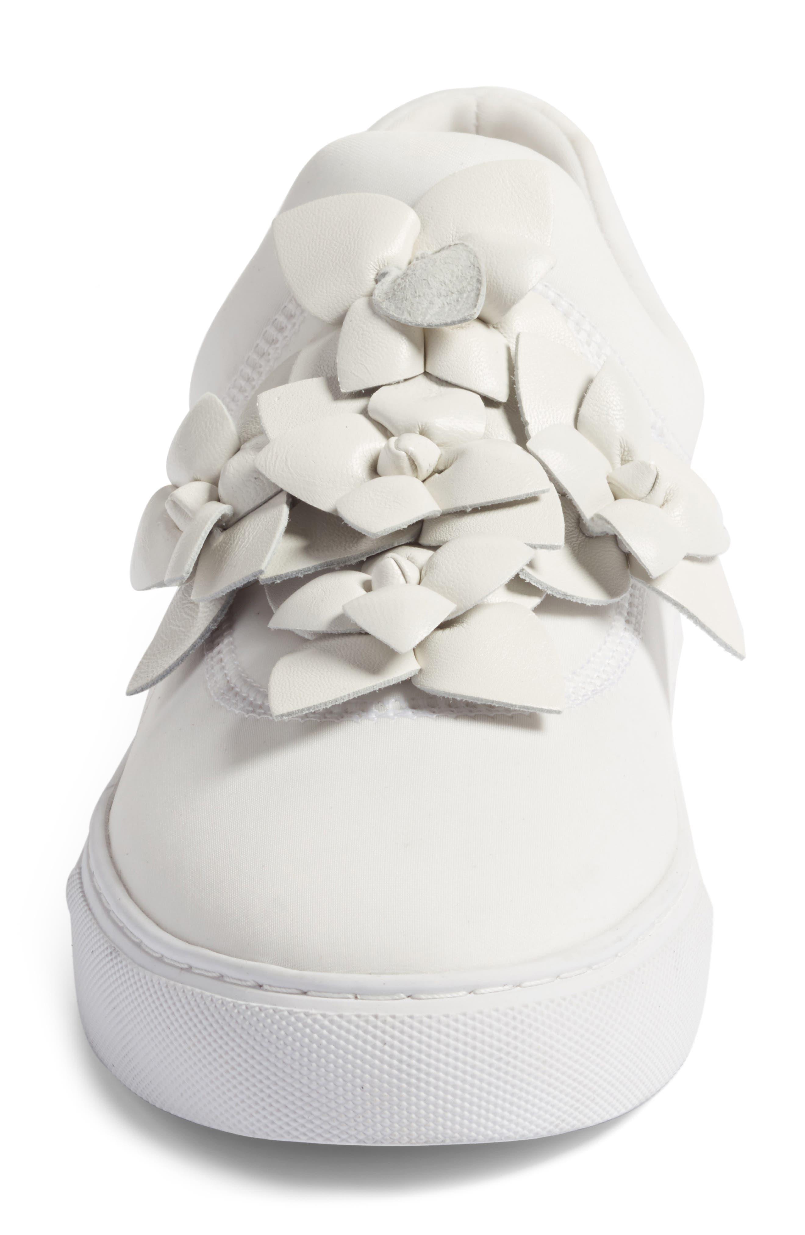 Alternate Image 4  - Tory Burch Blossom Sneaker (Women)