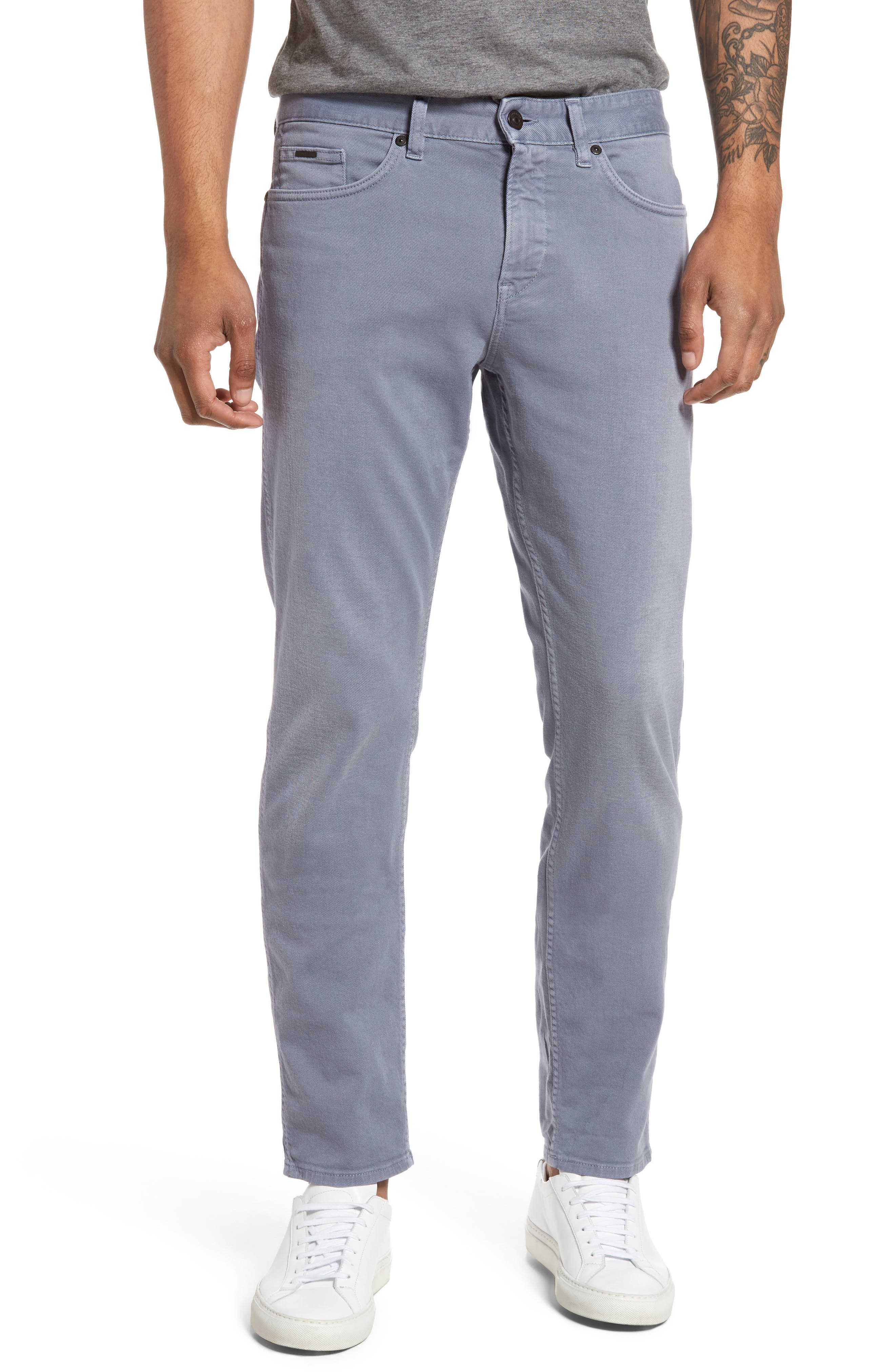 Delaware Slim Fit Jeans,                         Main,                         color, Blue