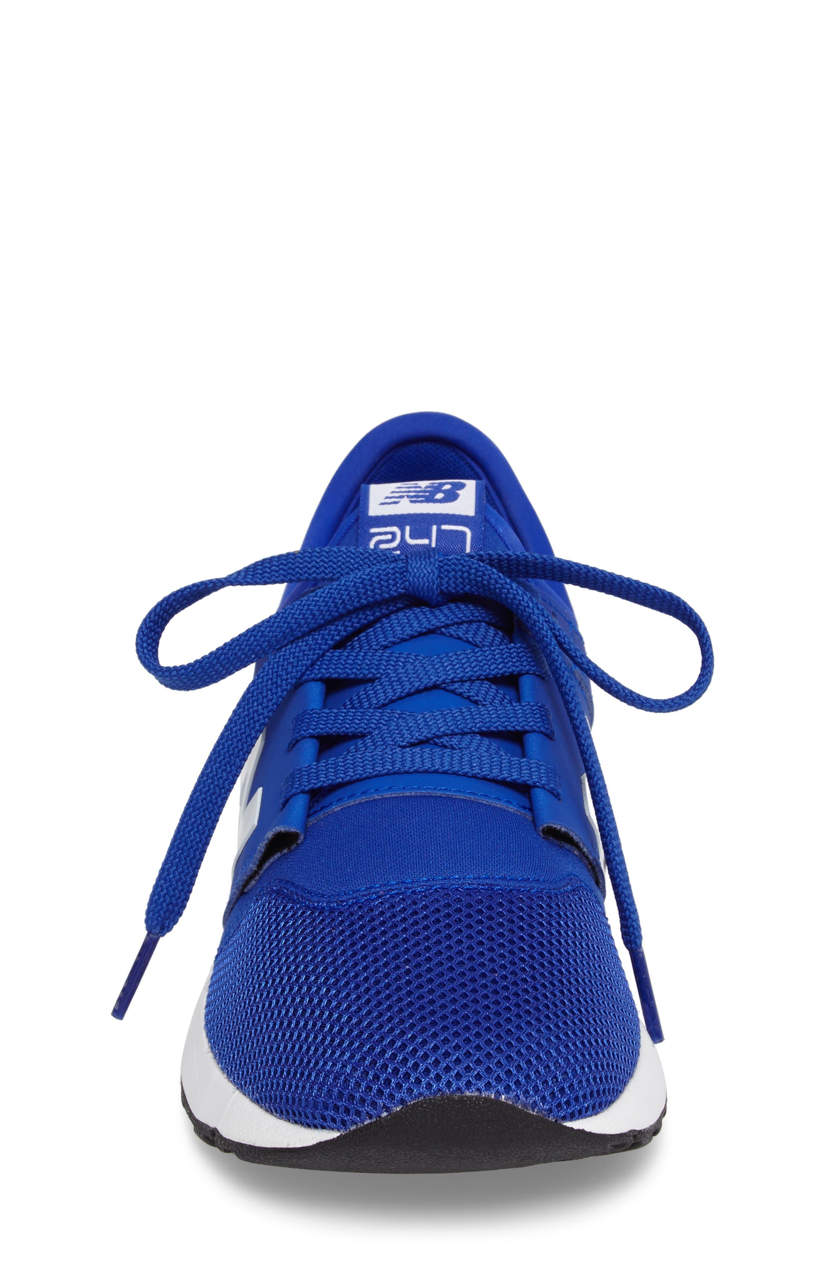 Alternate Image 4  - New Balance 247 Core Sneaker (Big Kid)