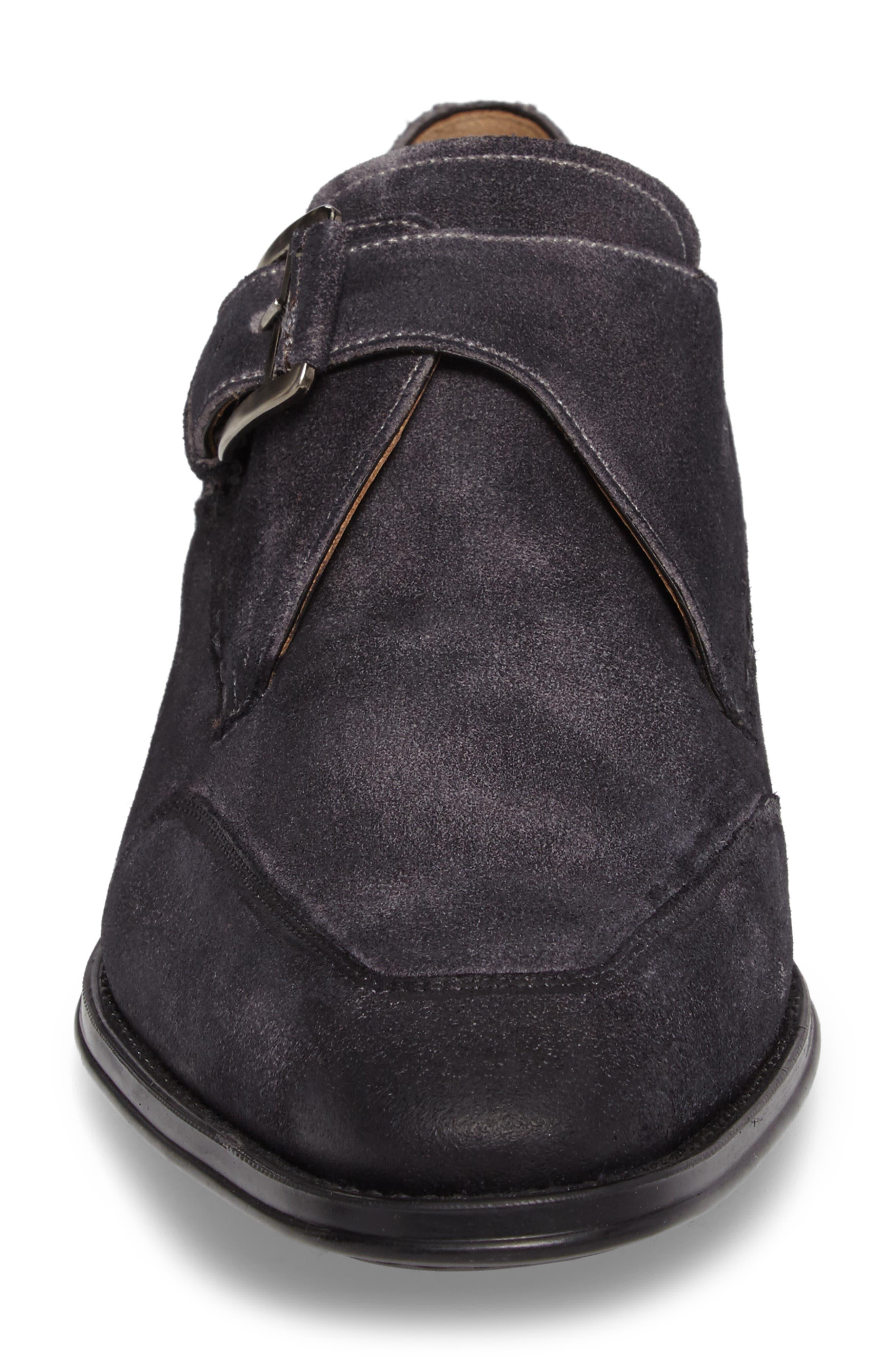 Alternate Image 4  - Mezlan Baza Monk Strap Shoe (Men)