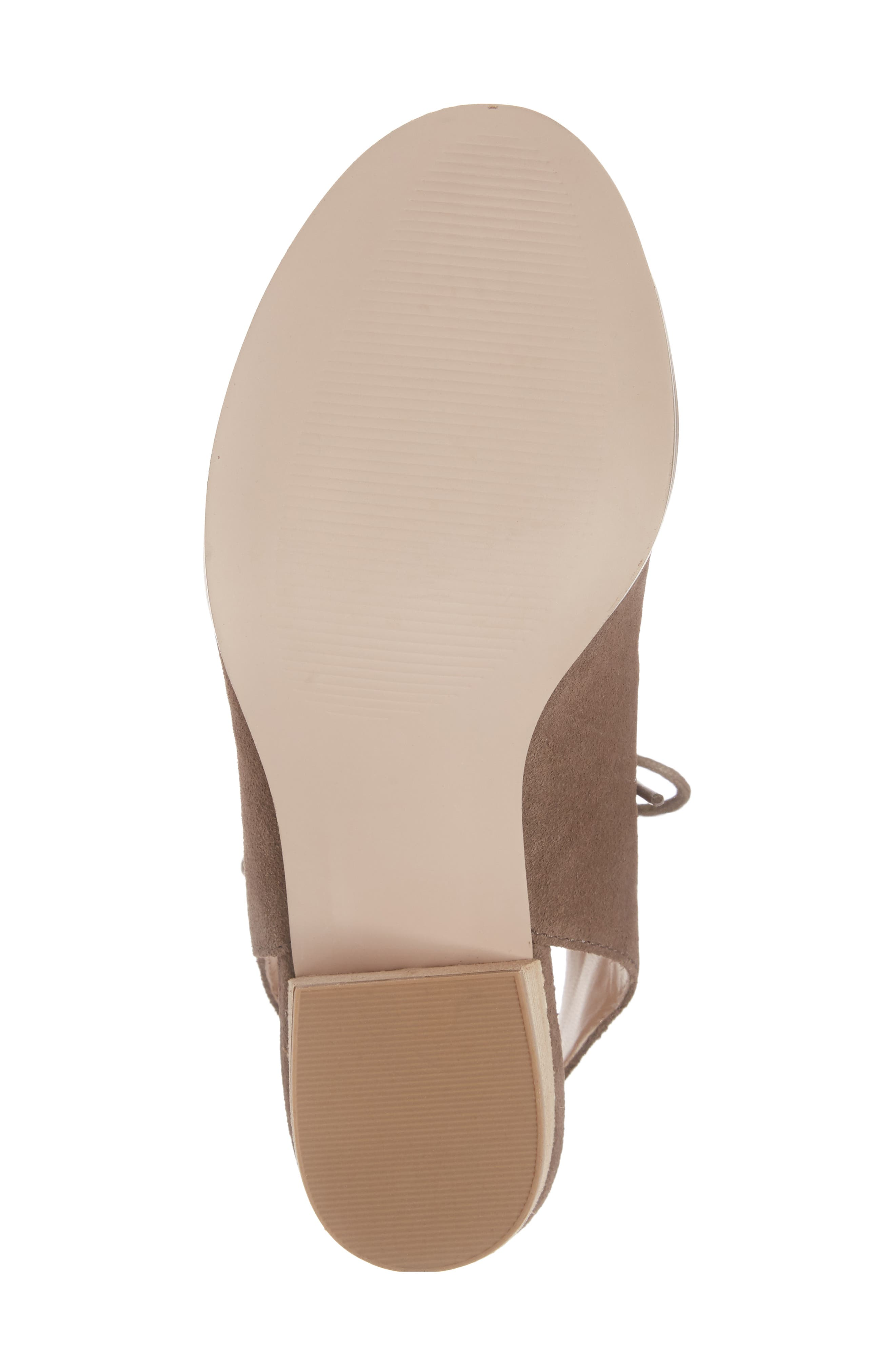Alternate Image 6  - Sole Society Rae Block Heel Sandal (Women)