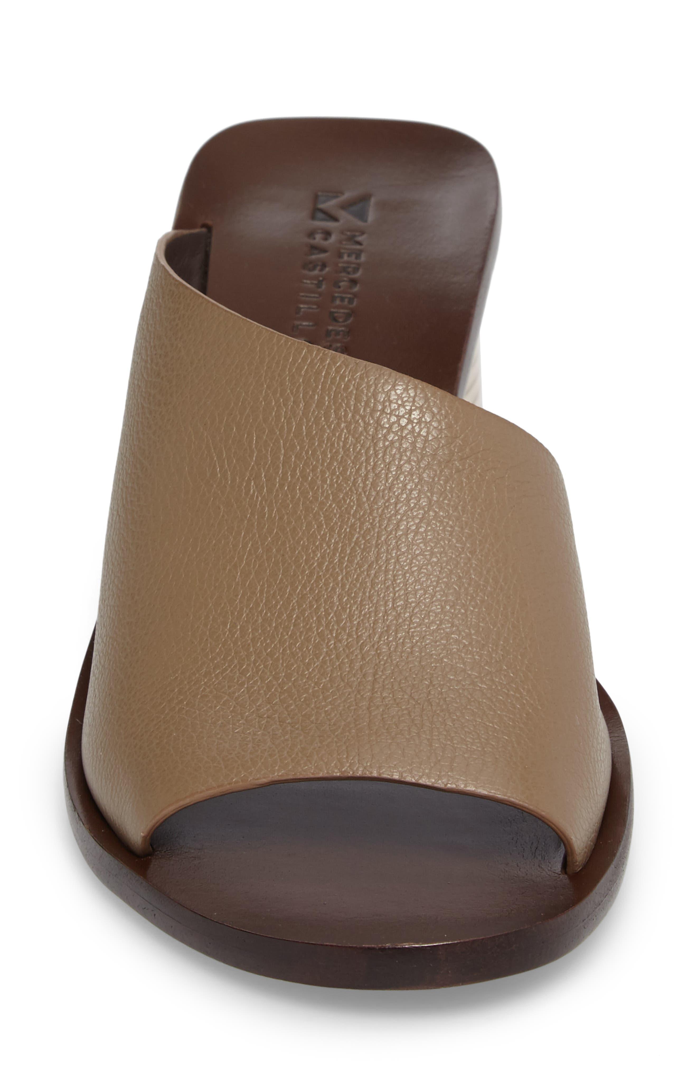 Alternate Image 4  - Mercedes Castillo Izar Slide Sandal (Women)