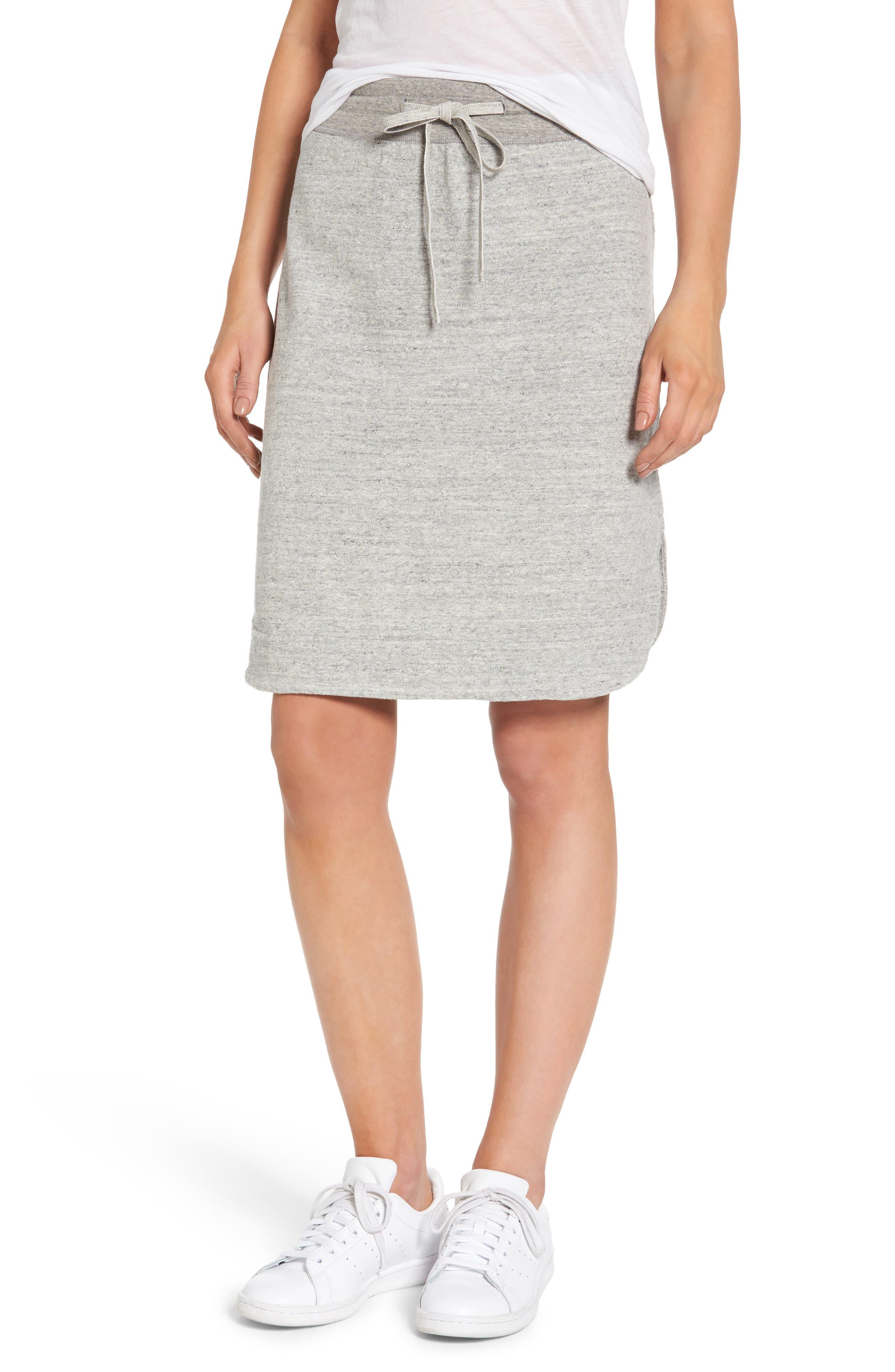 James Perse Fleece Skirt