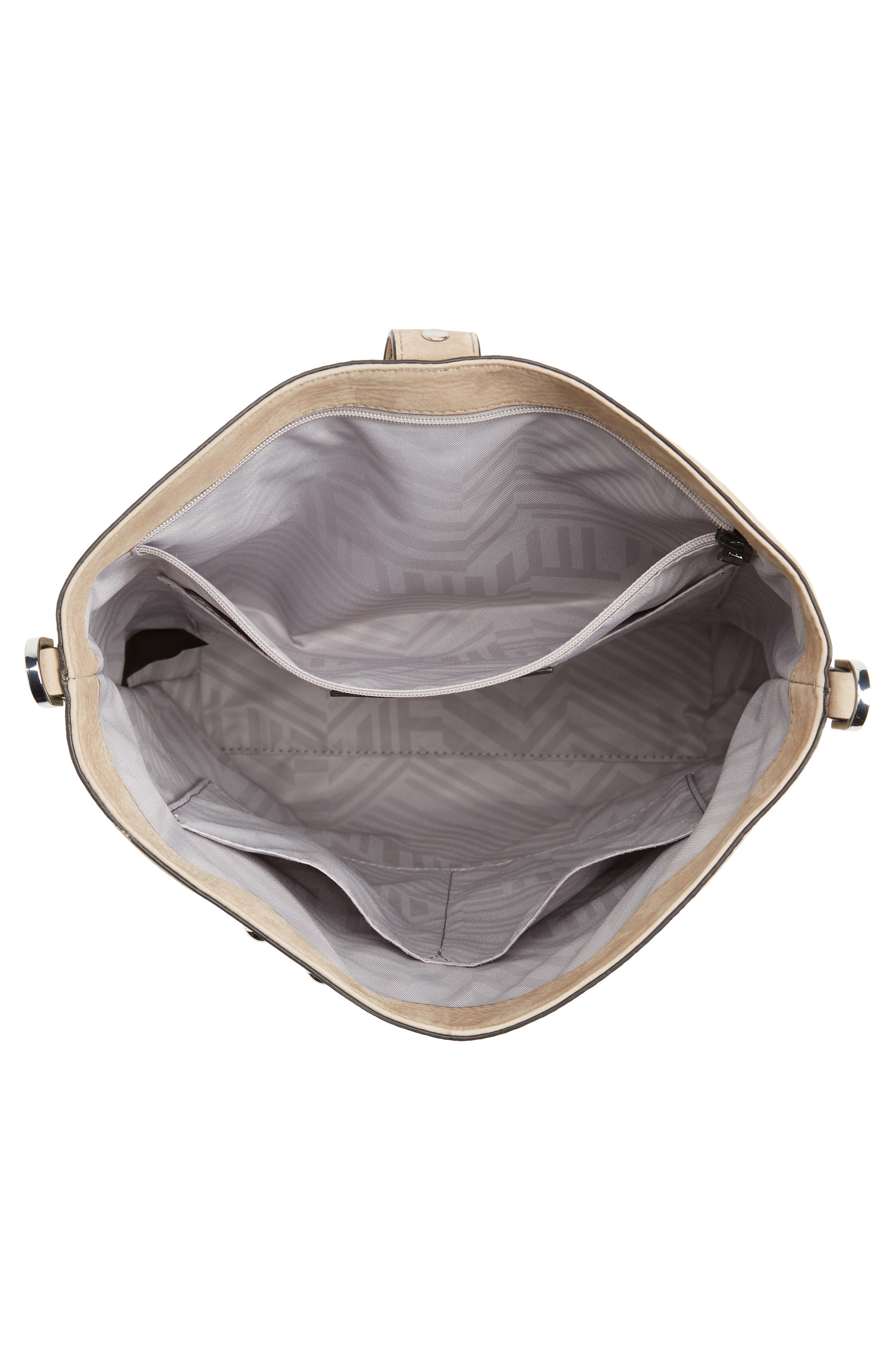 Alternate Image 4  - Rebecca Minkoff Rose Leather Bucket Bag