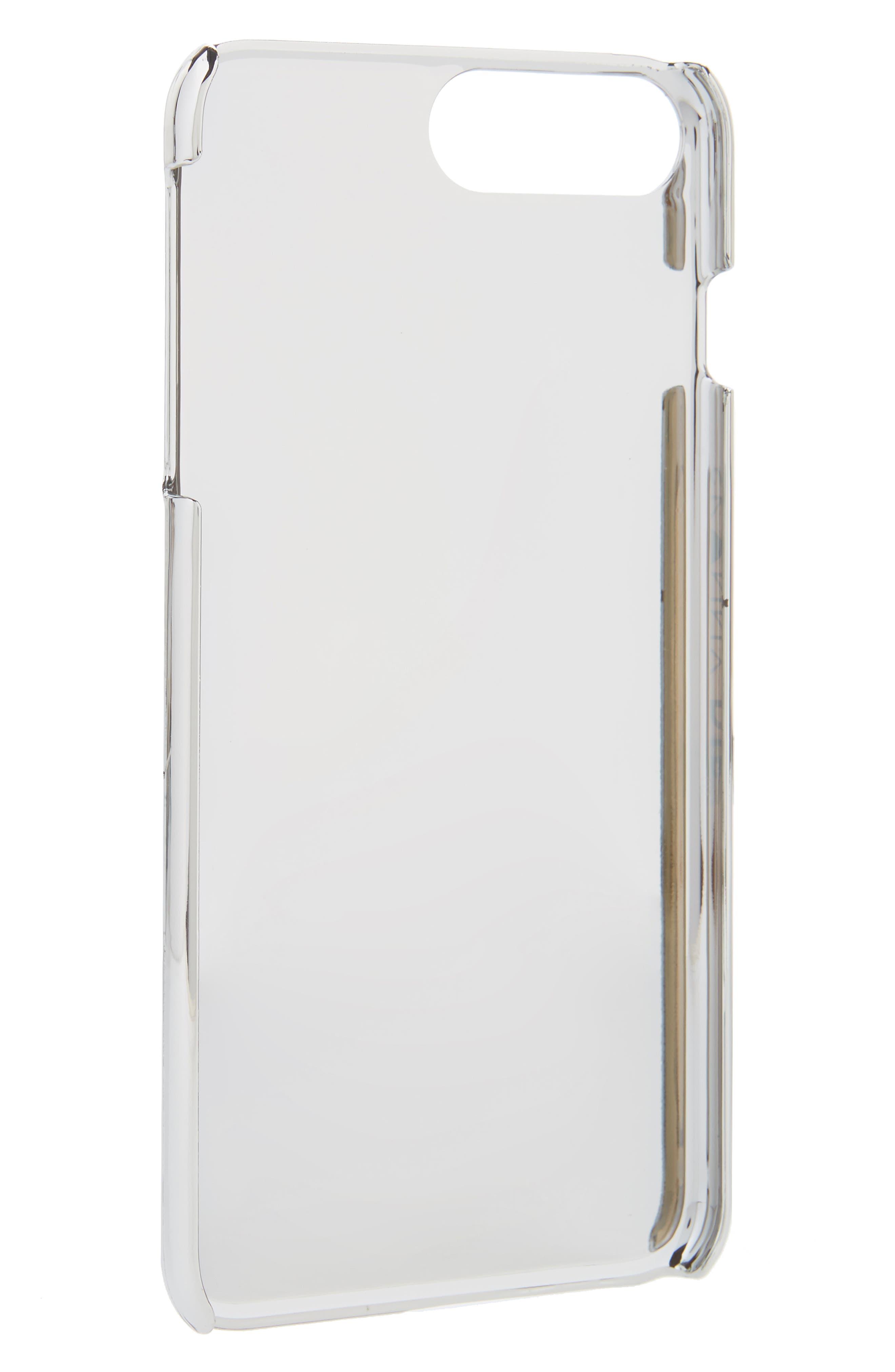 Cruz iPhone 6/7 & 6/7 Plus Case,                             Alternate thumbnail 2, color,                             Blue
