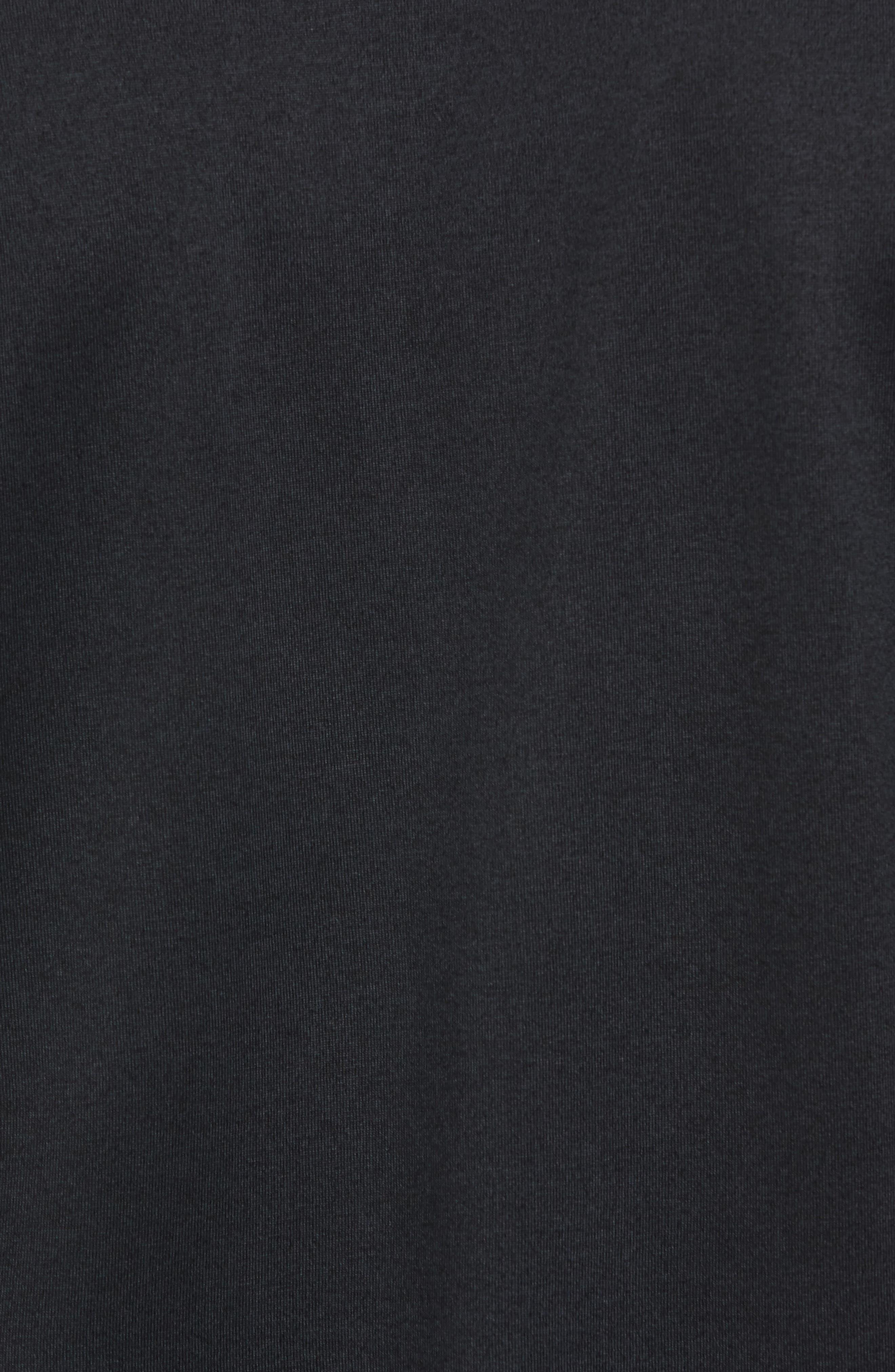Dry Legend Training T-Shirt,                             Alternate thumbnail 5, color,                             Black