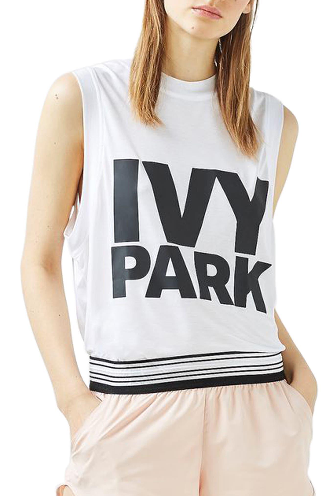 IVY PARK® Logo Tank