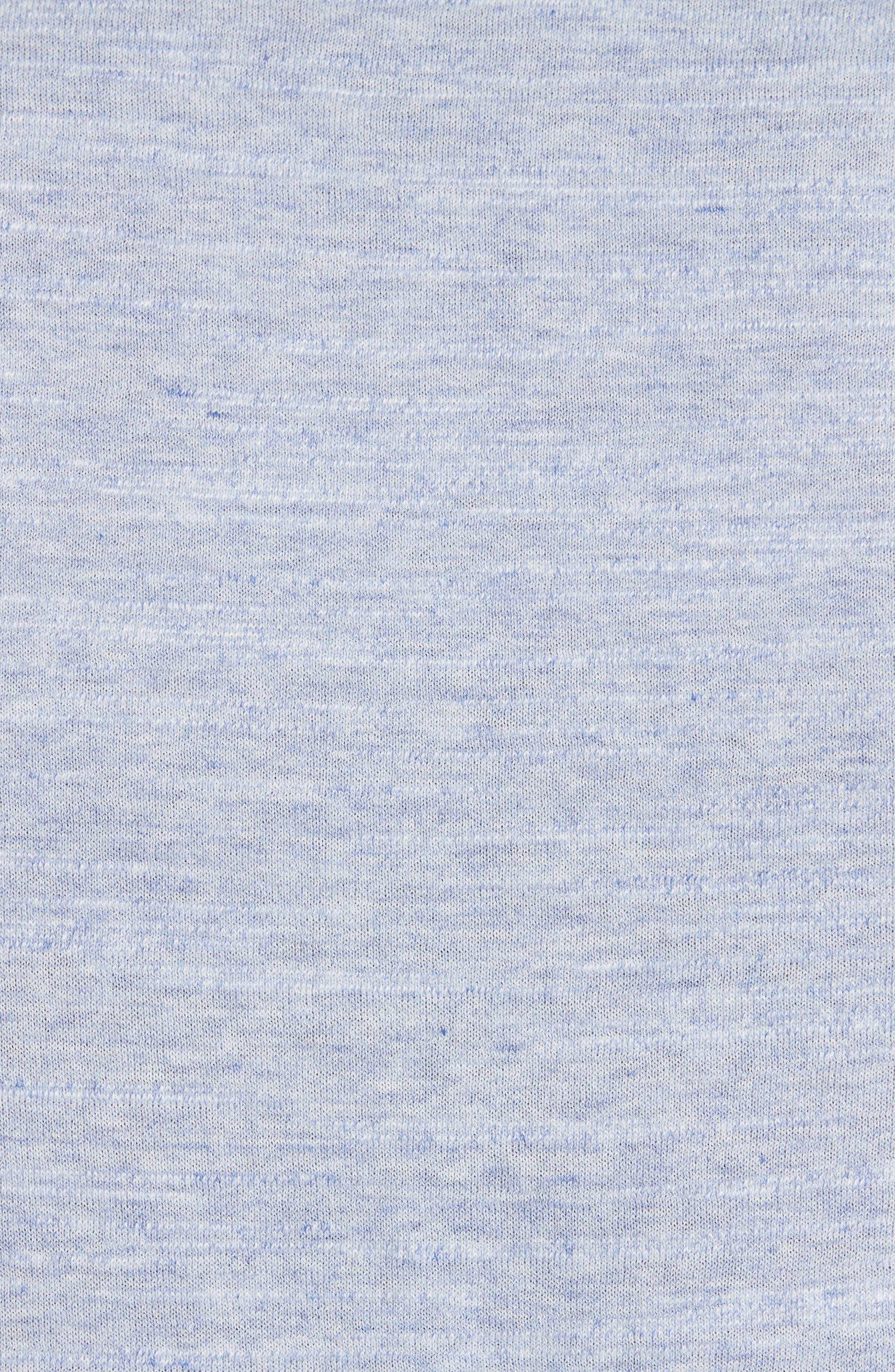 Alternate Image 5  - rag & bone Lucas Cotton Polo