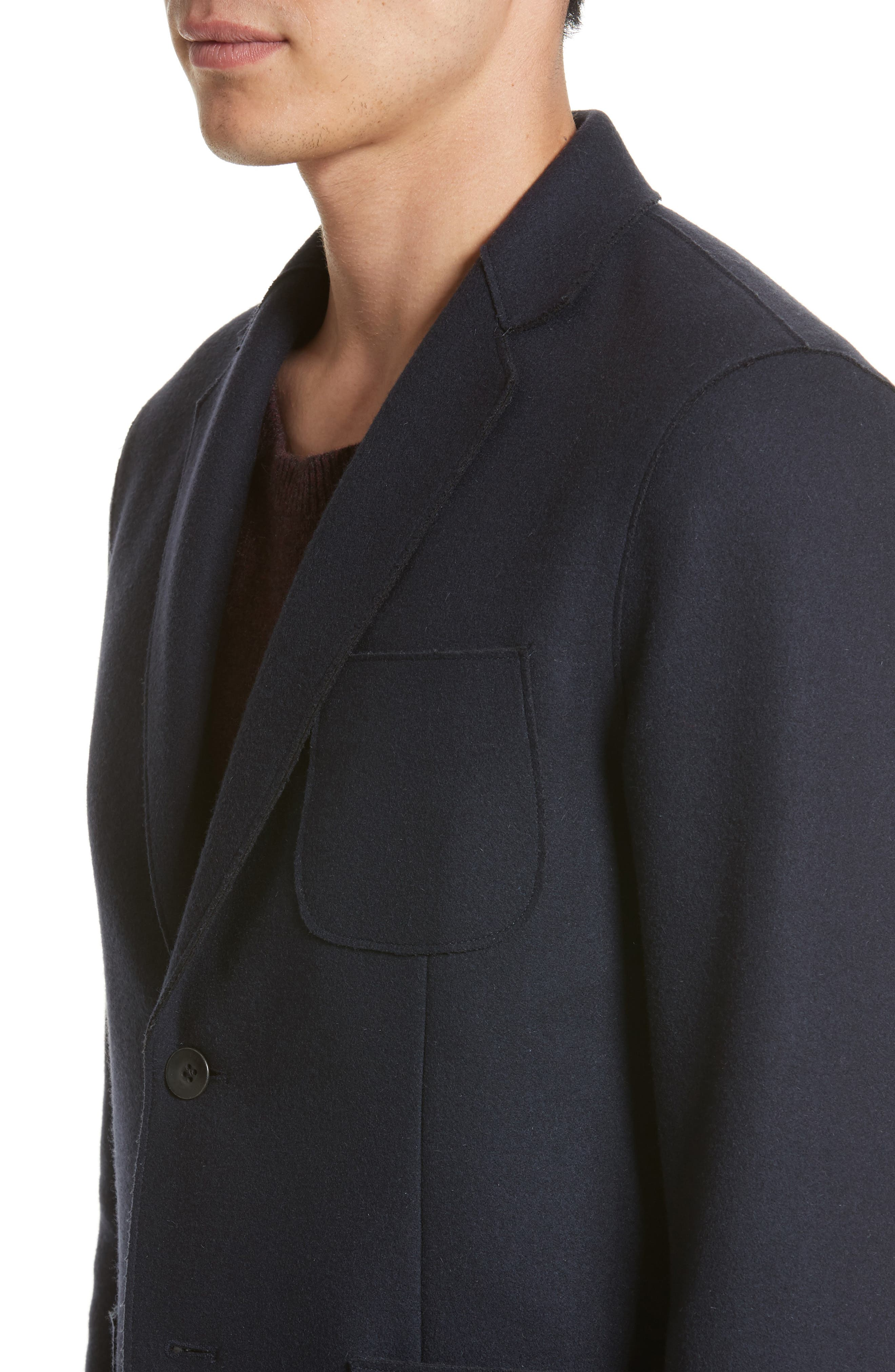Alternate Image 4  - rag & bone Woodall Wool Blend Blazer