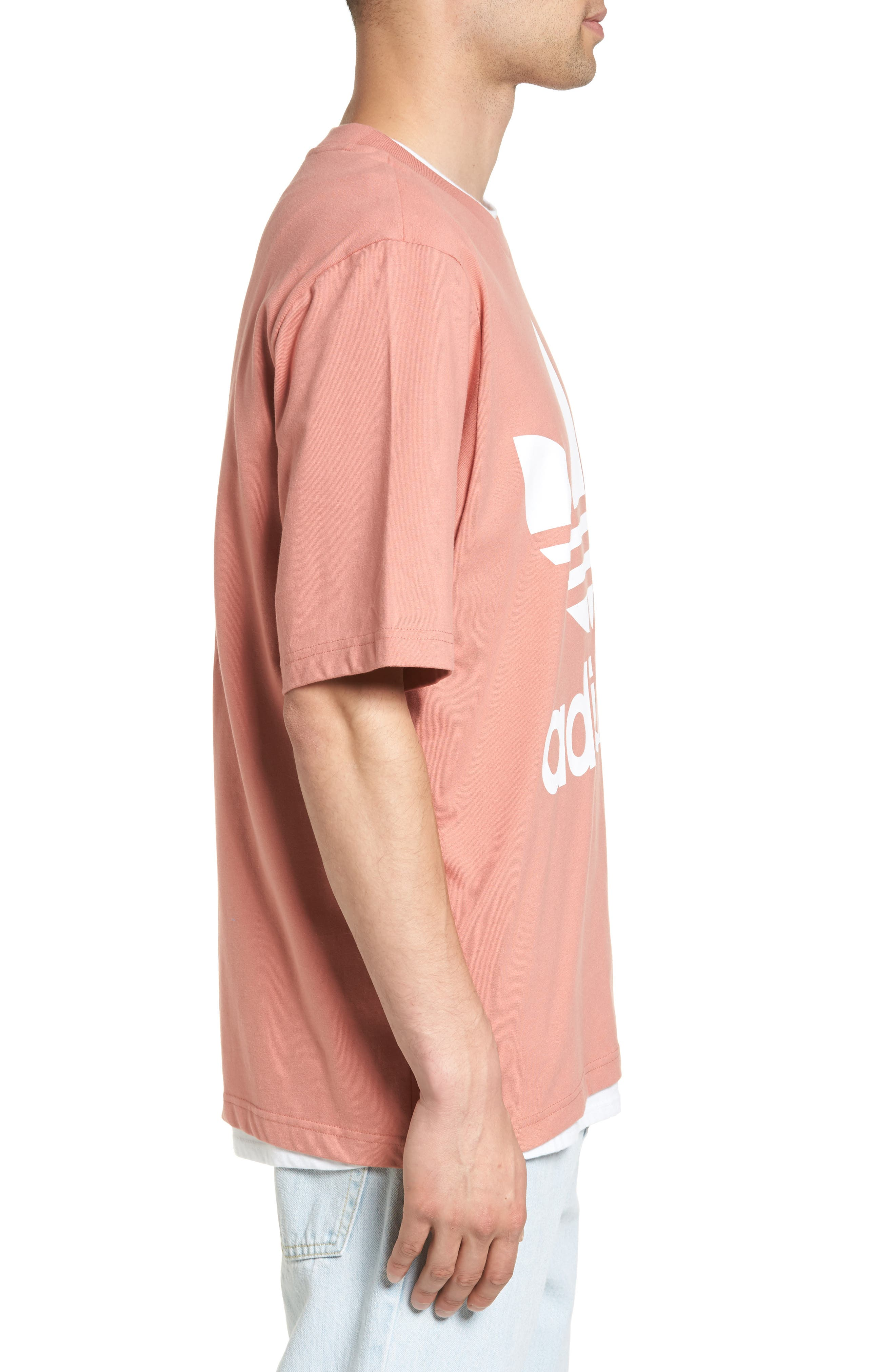Alternate Image 3  - adidas Originals AC Boxy Oversize T-Shirt