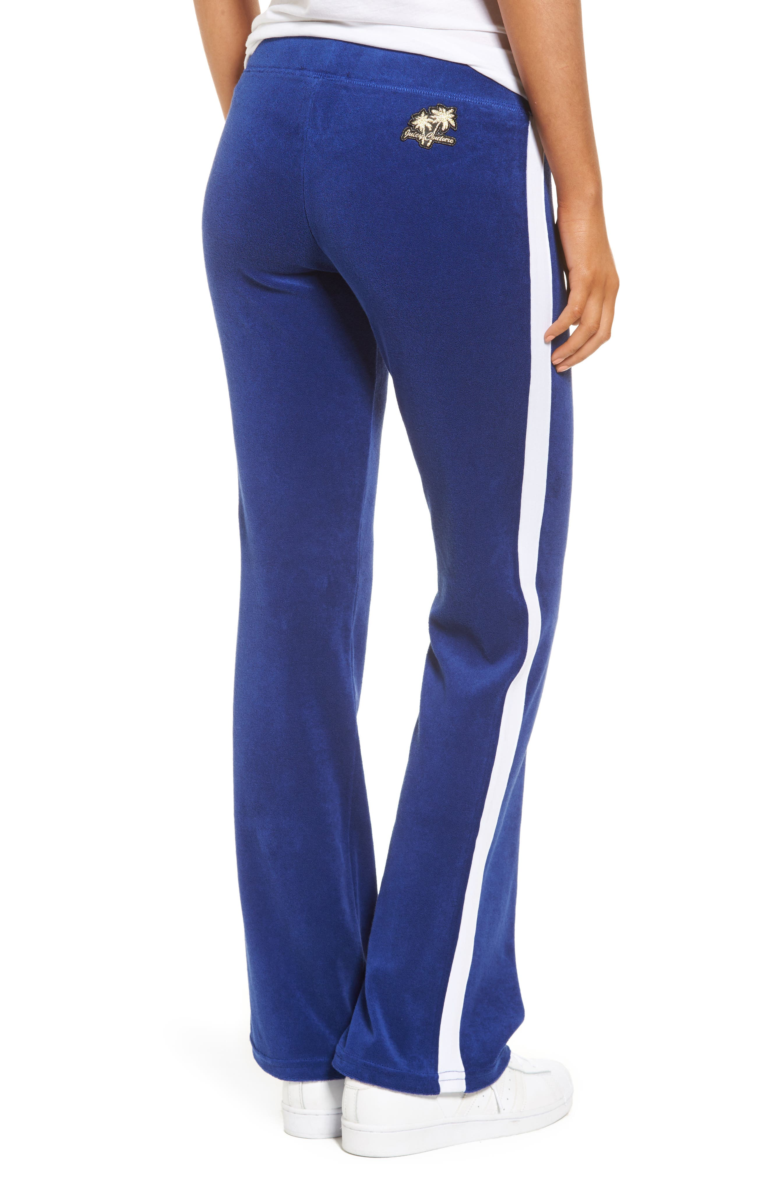 Alternate Image 2  - Juicy Couture Venice Beach Del Ray Microterry Pants