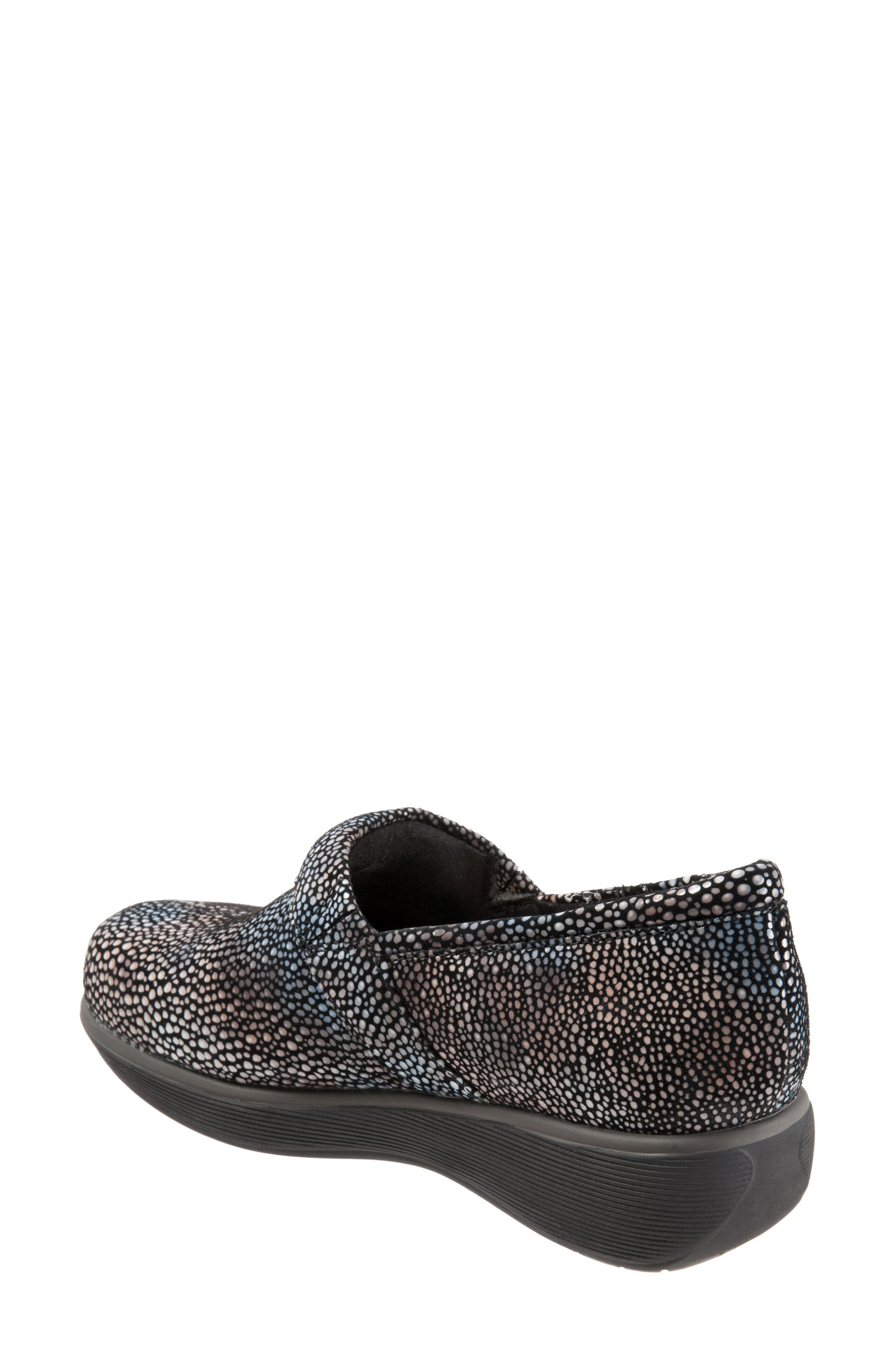 Grey's Anatomy<sup>®</sup> by Softwalk<sup>®</sup> 'Meredith' Leather Clog,                             Alternate thumbnail 2, color,                             Multi Mosaic Leather