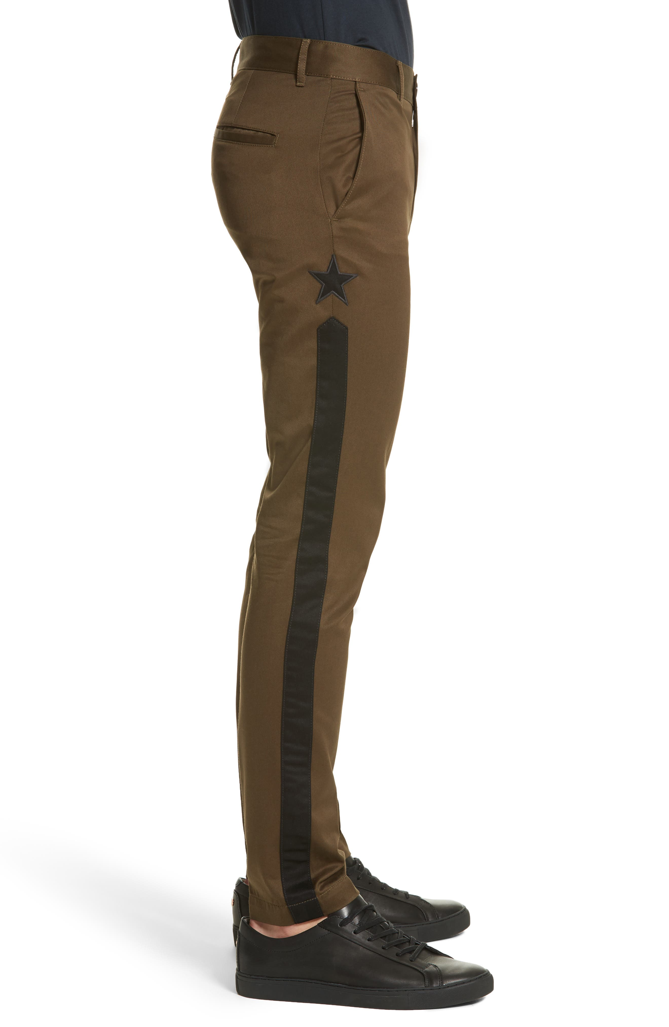 Alternate Image 3  - Givenchy Tapered Leg Chinos