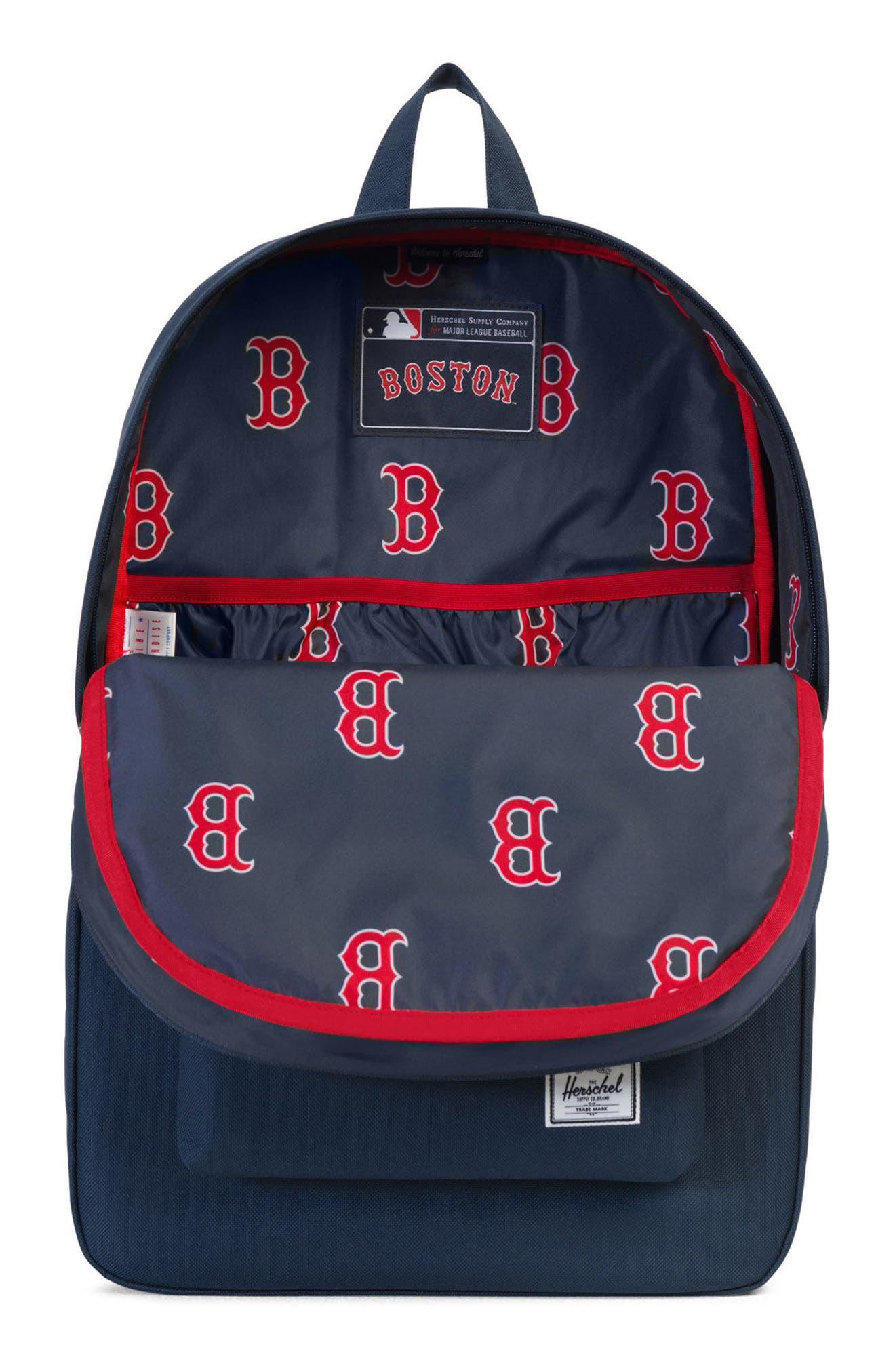 Alternate Image 3  - Herschel Supply Co. Heritage Boston Red Sox Backpack