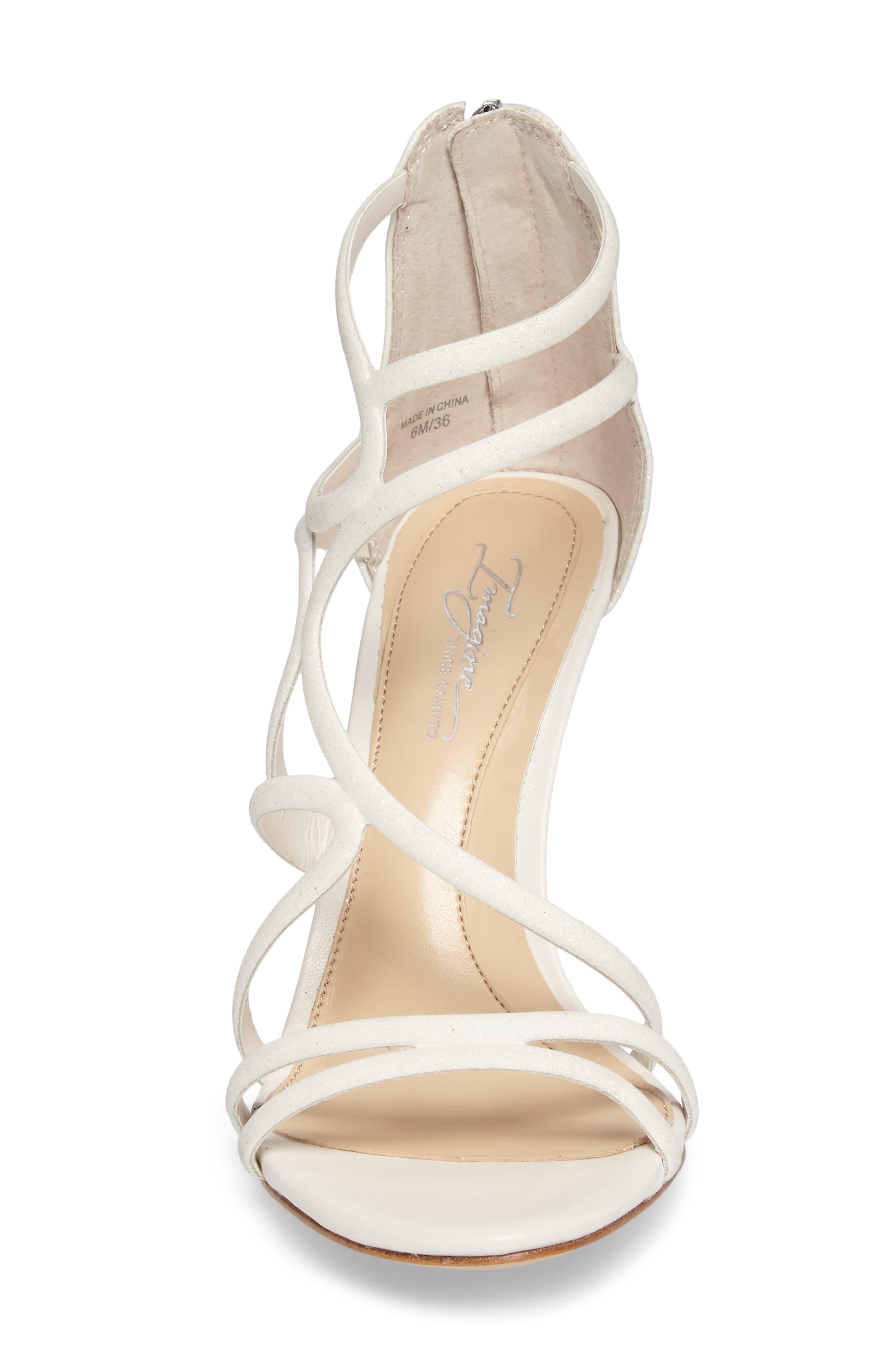 Alternate Image 4  - Imagine by Vince Camuto 'Ranee' Dress Sandal (Women)