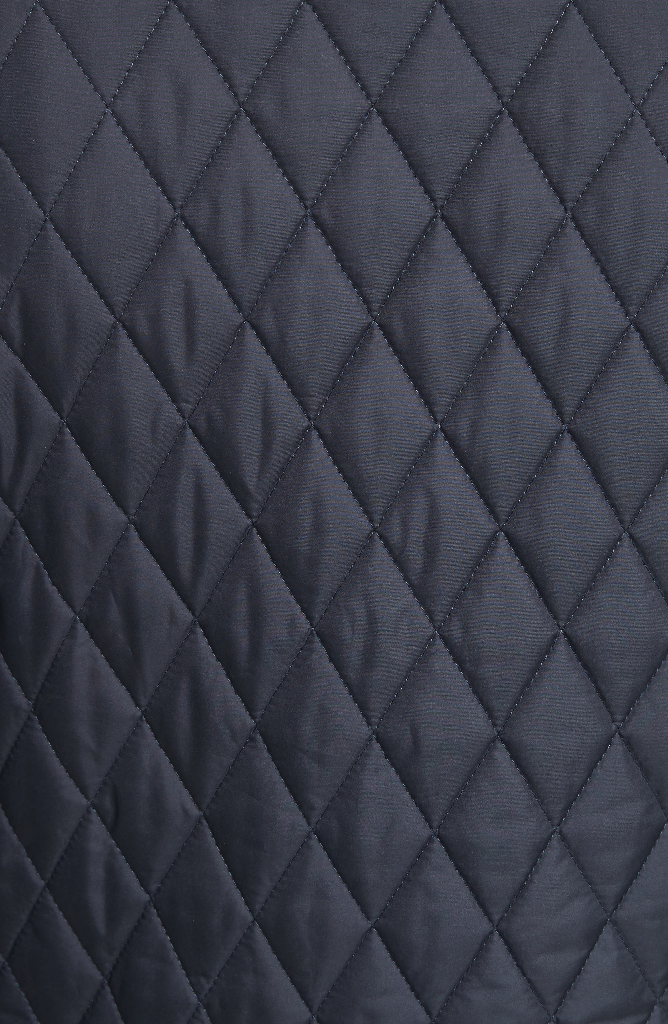 Bramley 2.0 Quilted Jacket,                             Alternate thumbnail 5, color,                             Dark Navy