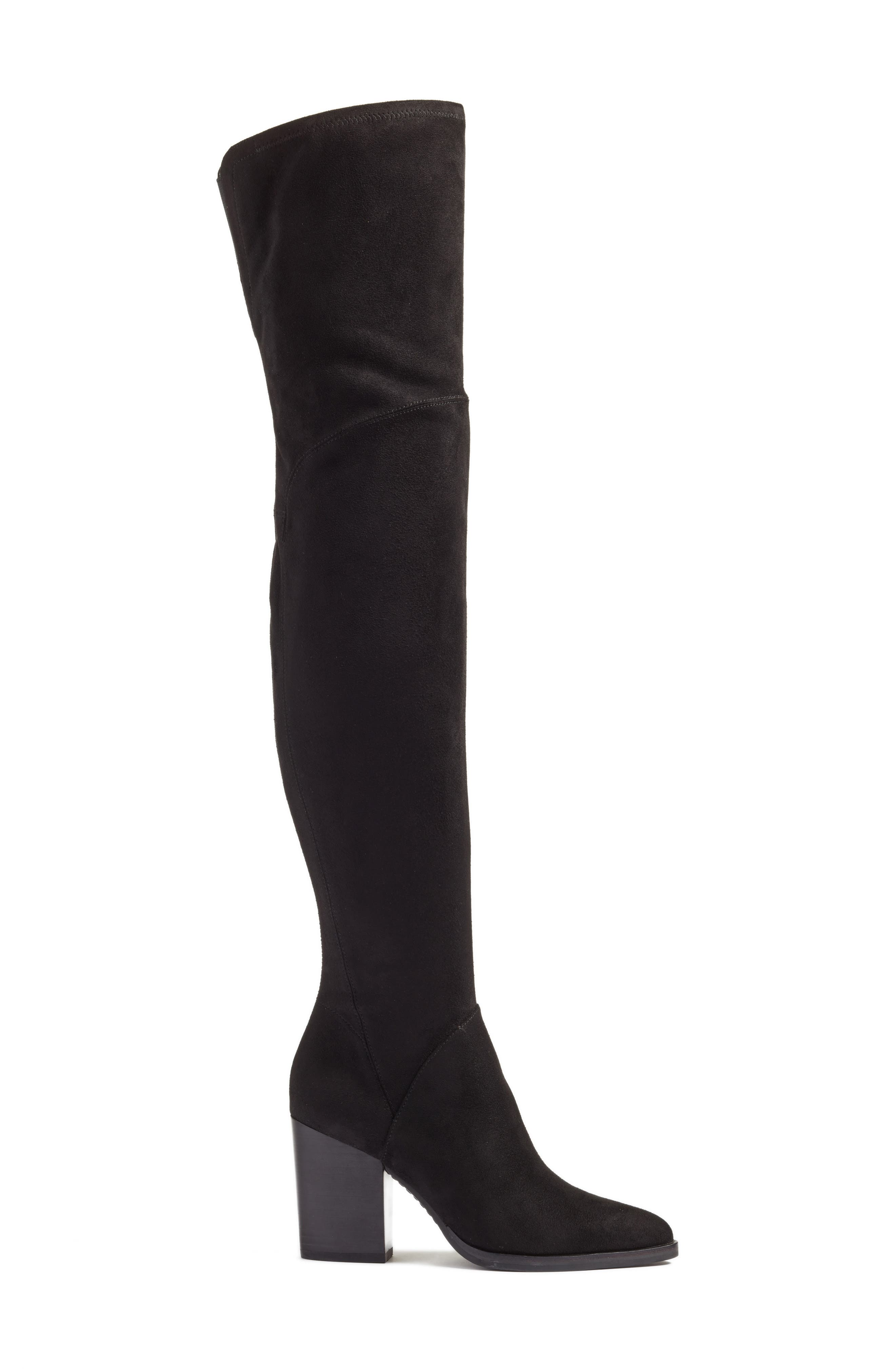 Alternate Image 3  - Marc Fisher LTD Arrine Over the Knee Boot (Women)