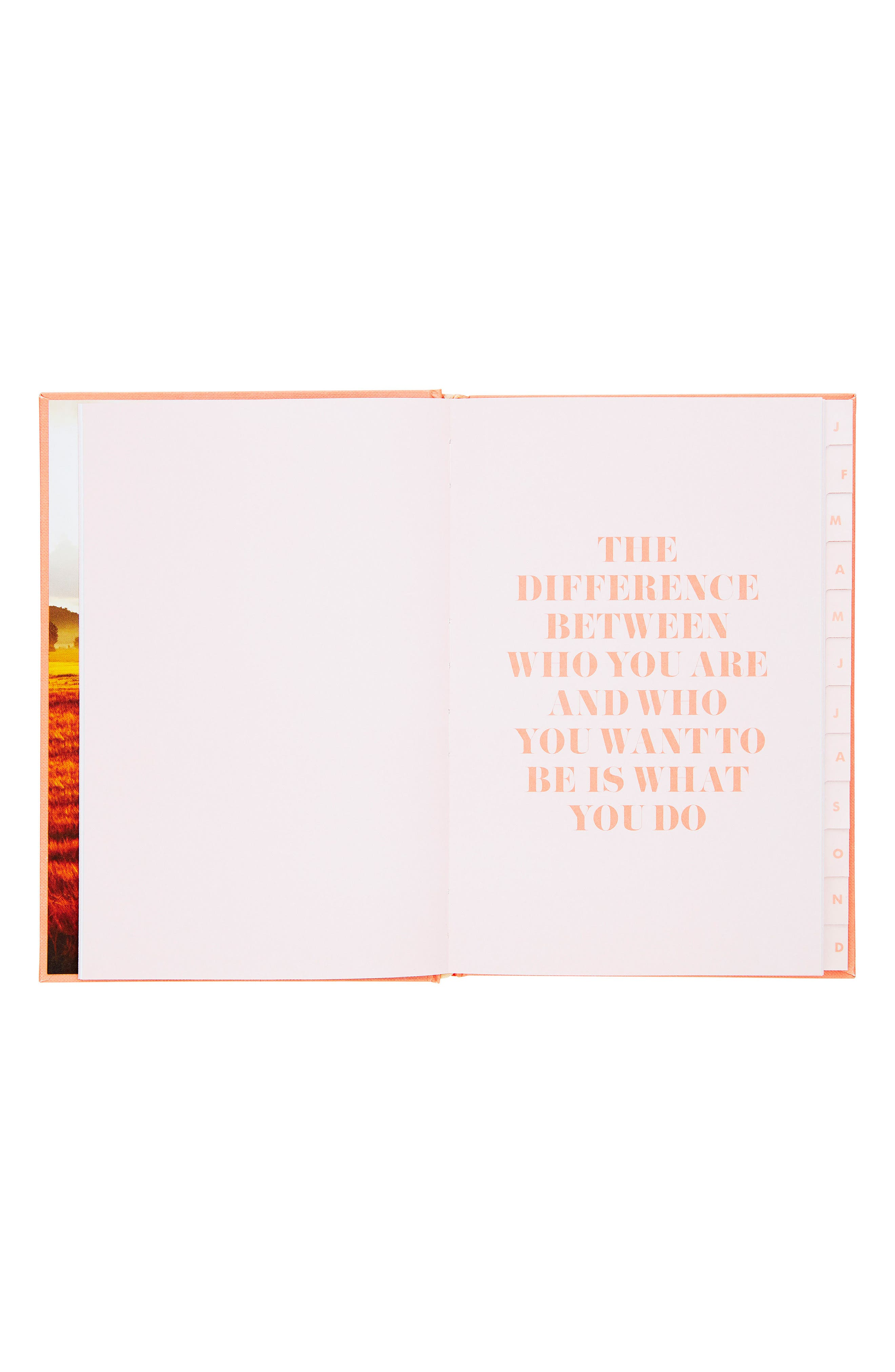 Alternate Image 2  - kikki.K Habits: Inspiration Hardcover Journal