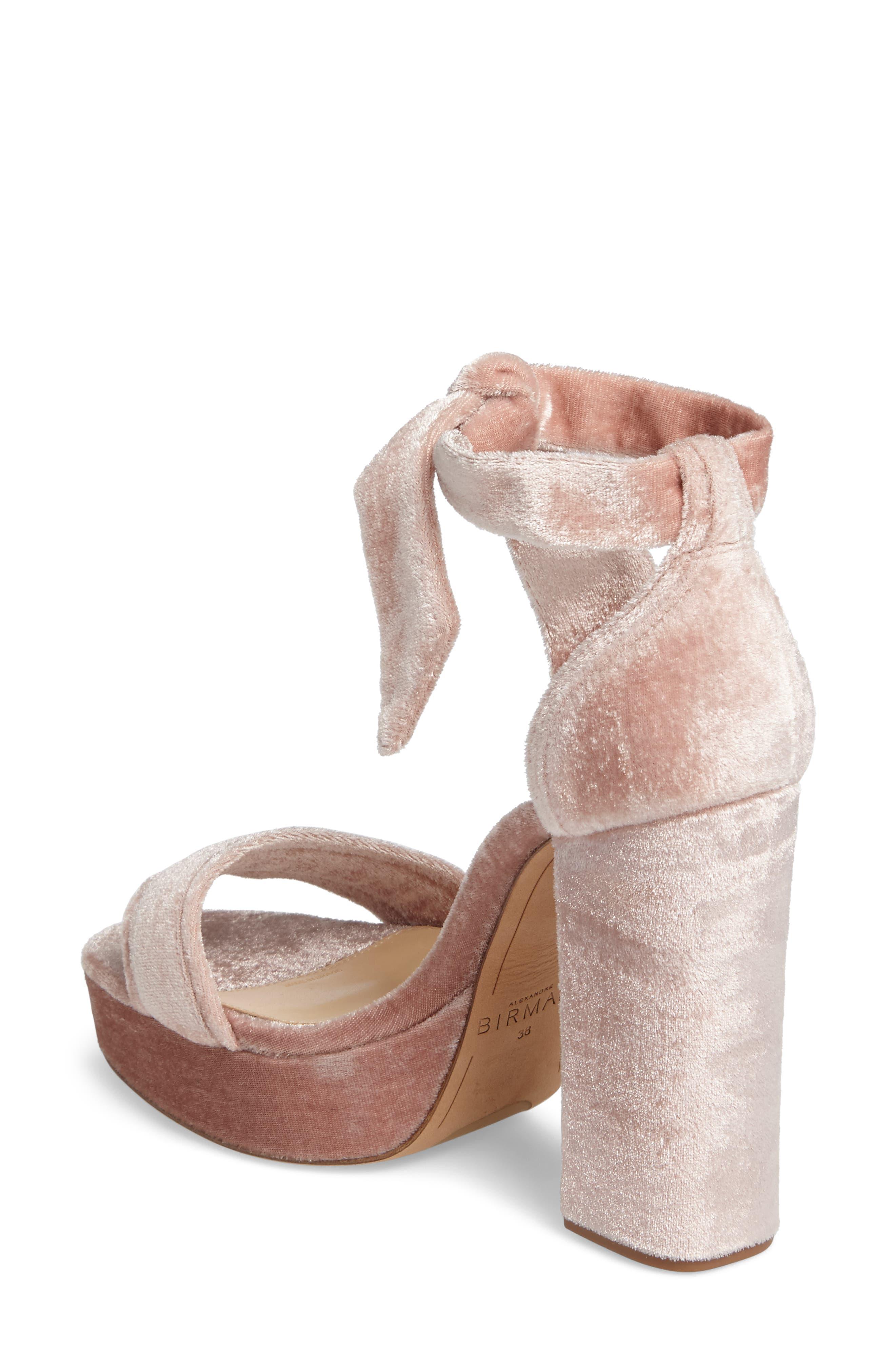 Celine Platform Sandal,                             Alternate thumbnail 2, color,                             Blush