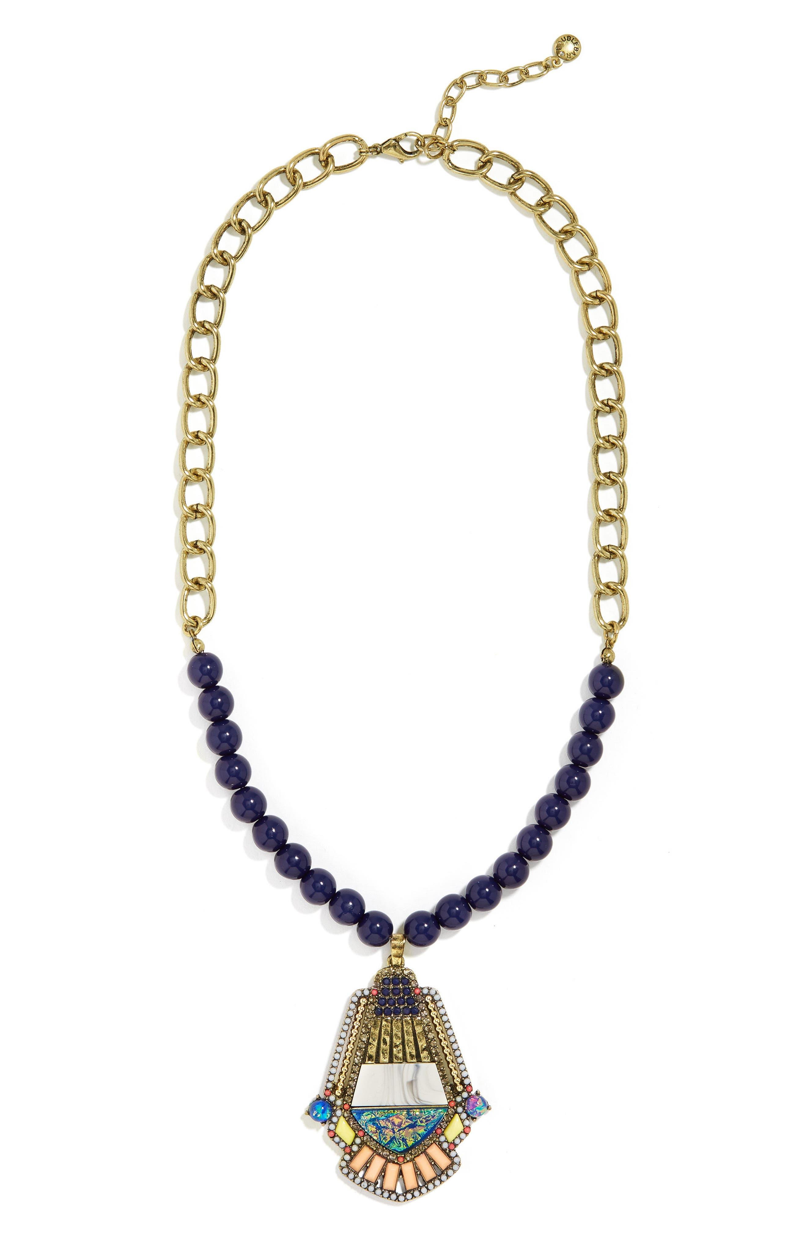 BAUBLEBAR Chiara Pendant Necklace