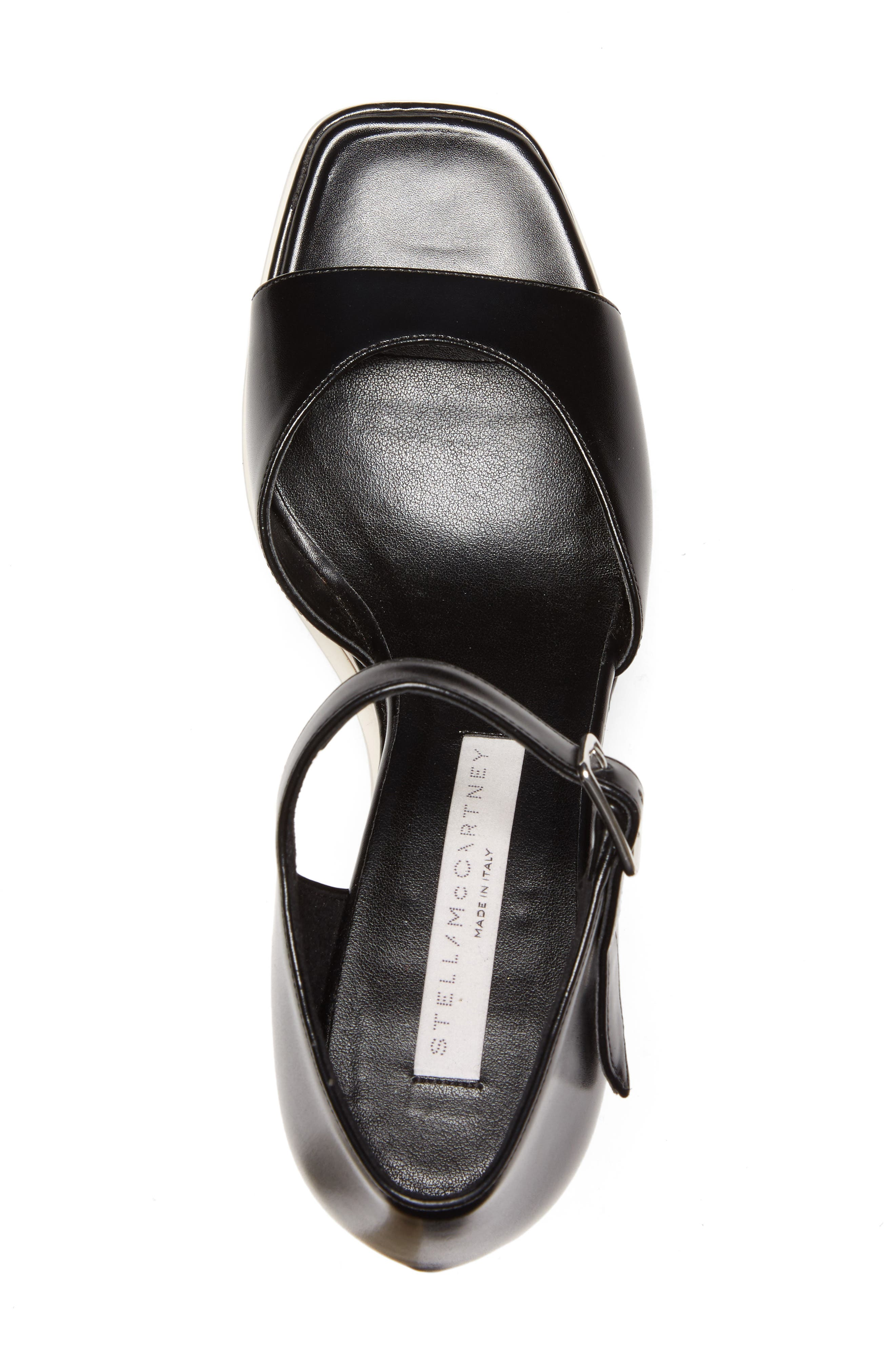Alternate Image 5  - Stella McCartney Platform Wedge Sandal (Women)