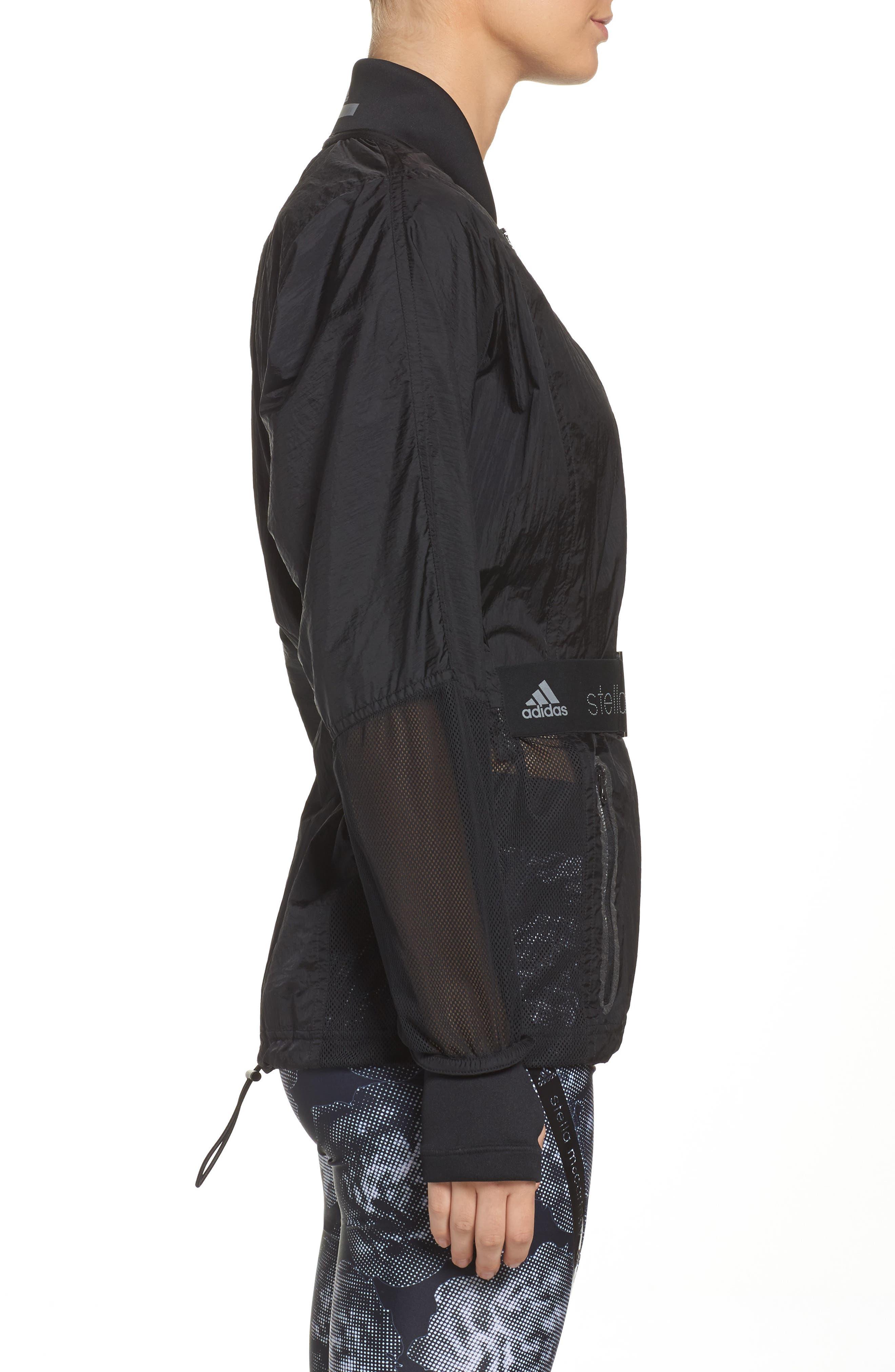 Alternate Image 3  - adidas by Stella McCartney Climastorm® Run Jacket