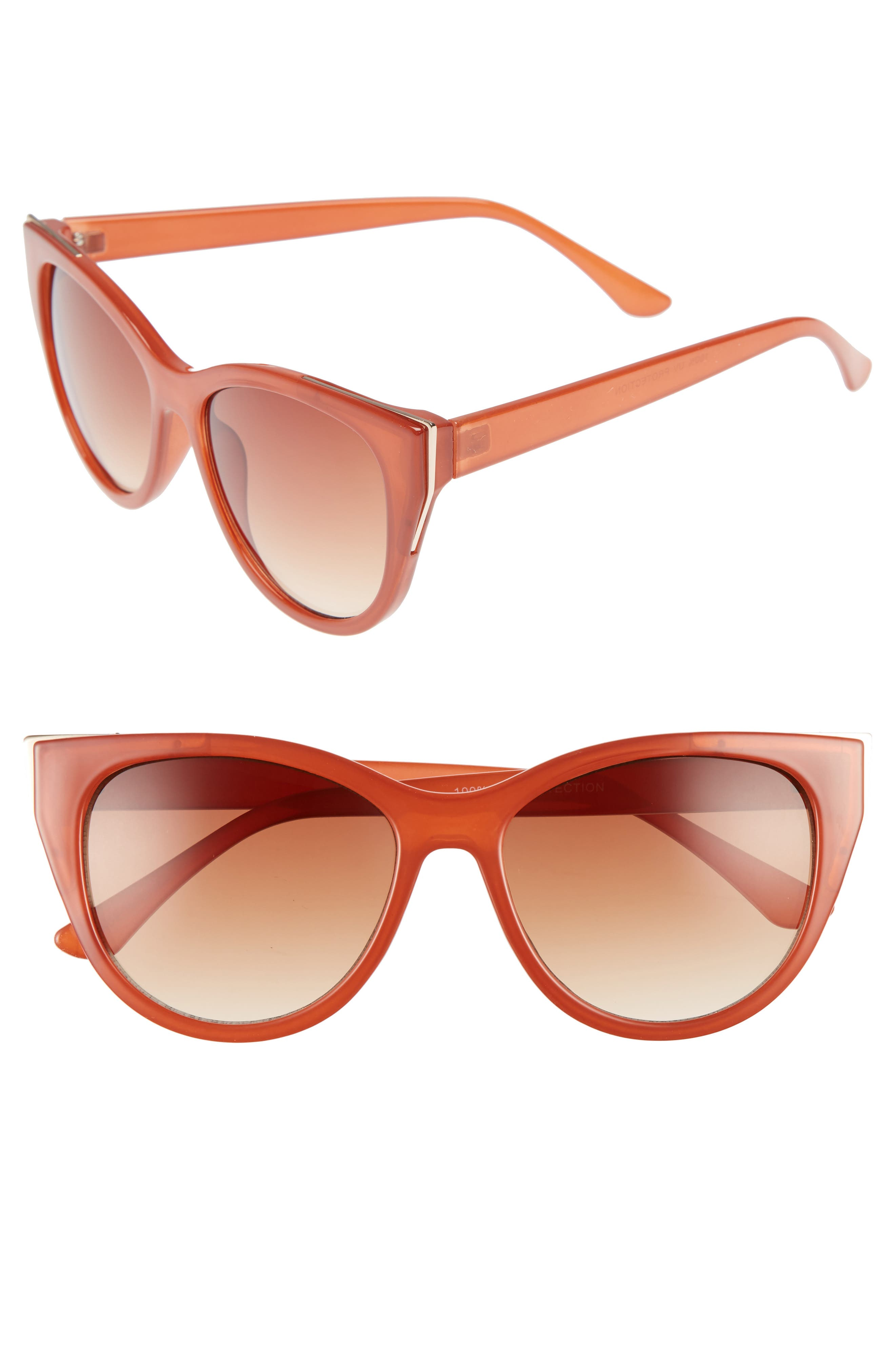 Main Image - BP. Cat Eye Sunglasses