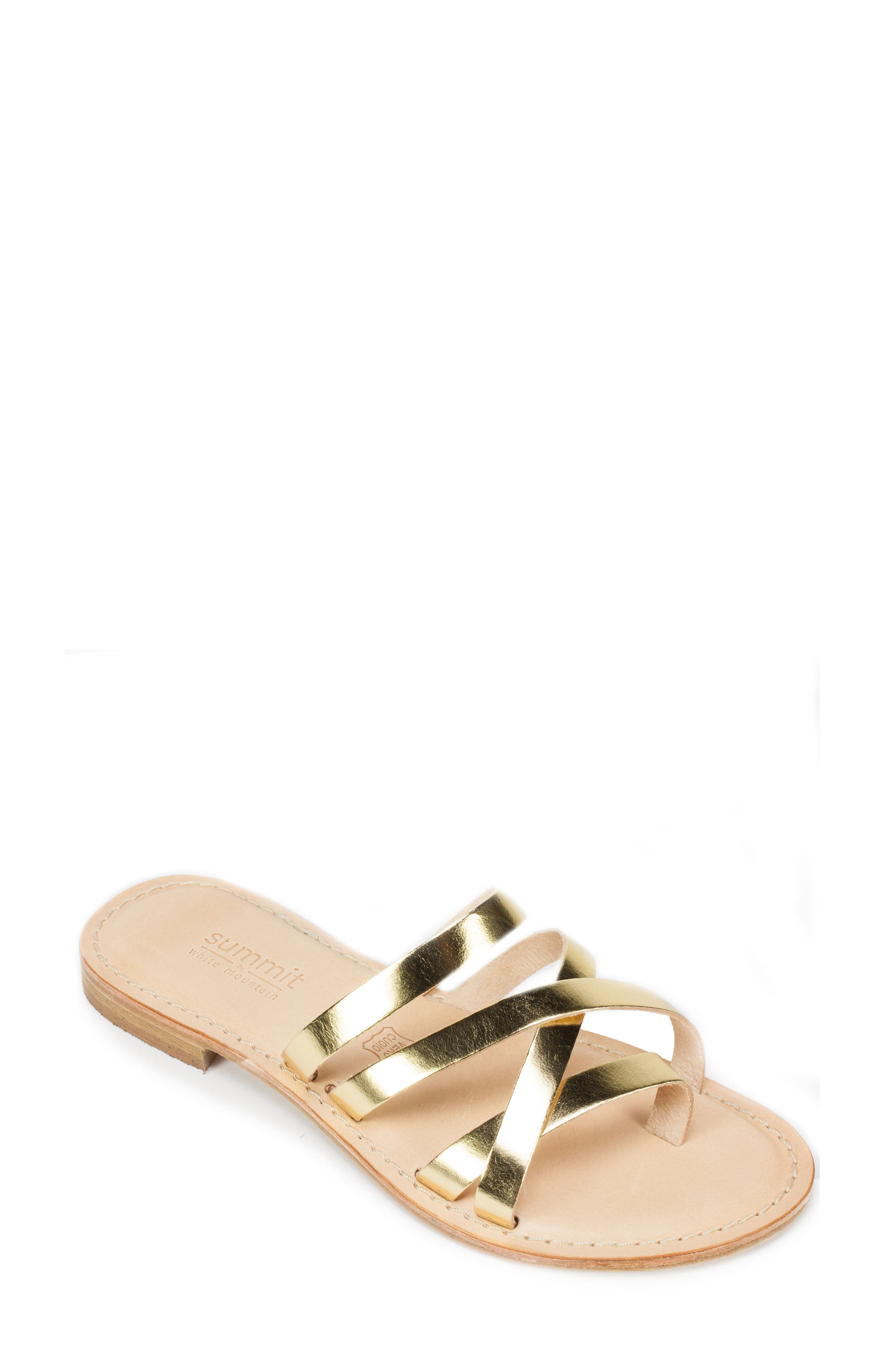 SUMMIT Edlyn Thong Sandal