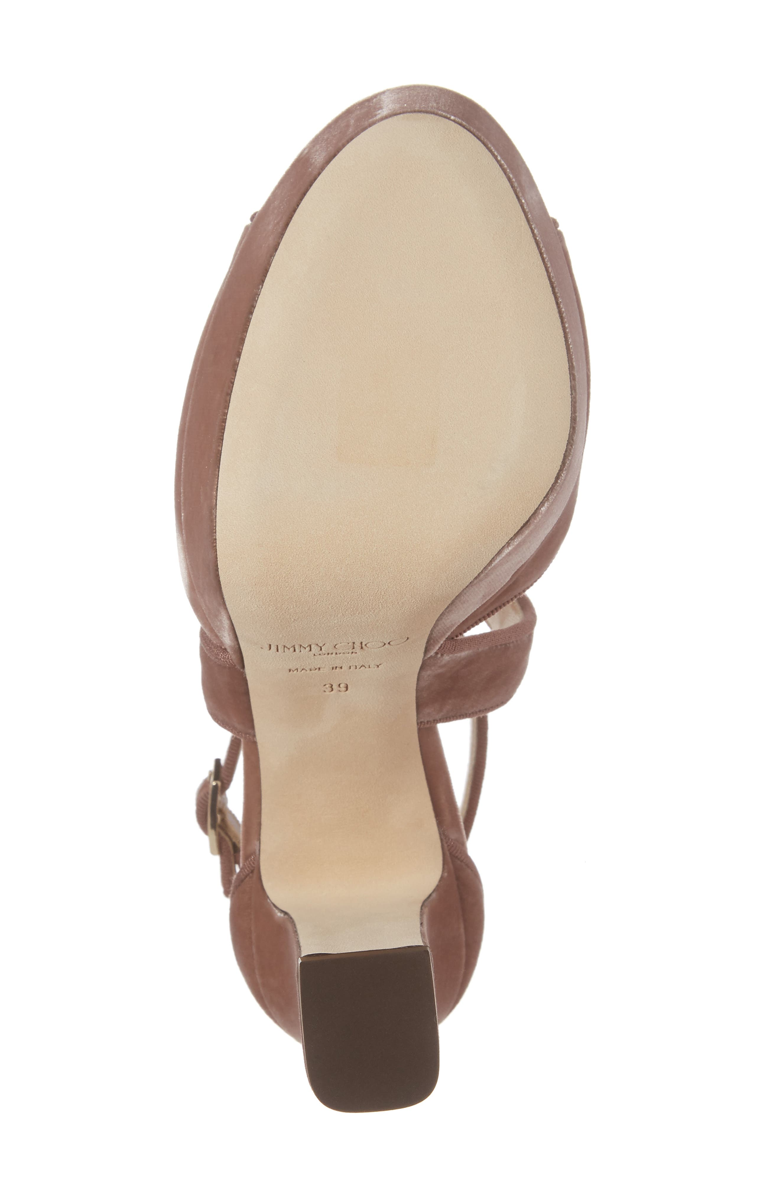 Alternate Image 6  - Jimmy Choo April Platform Sandal (Women)