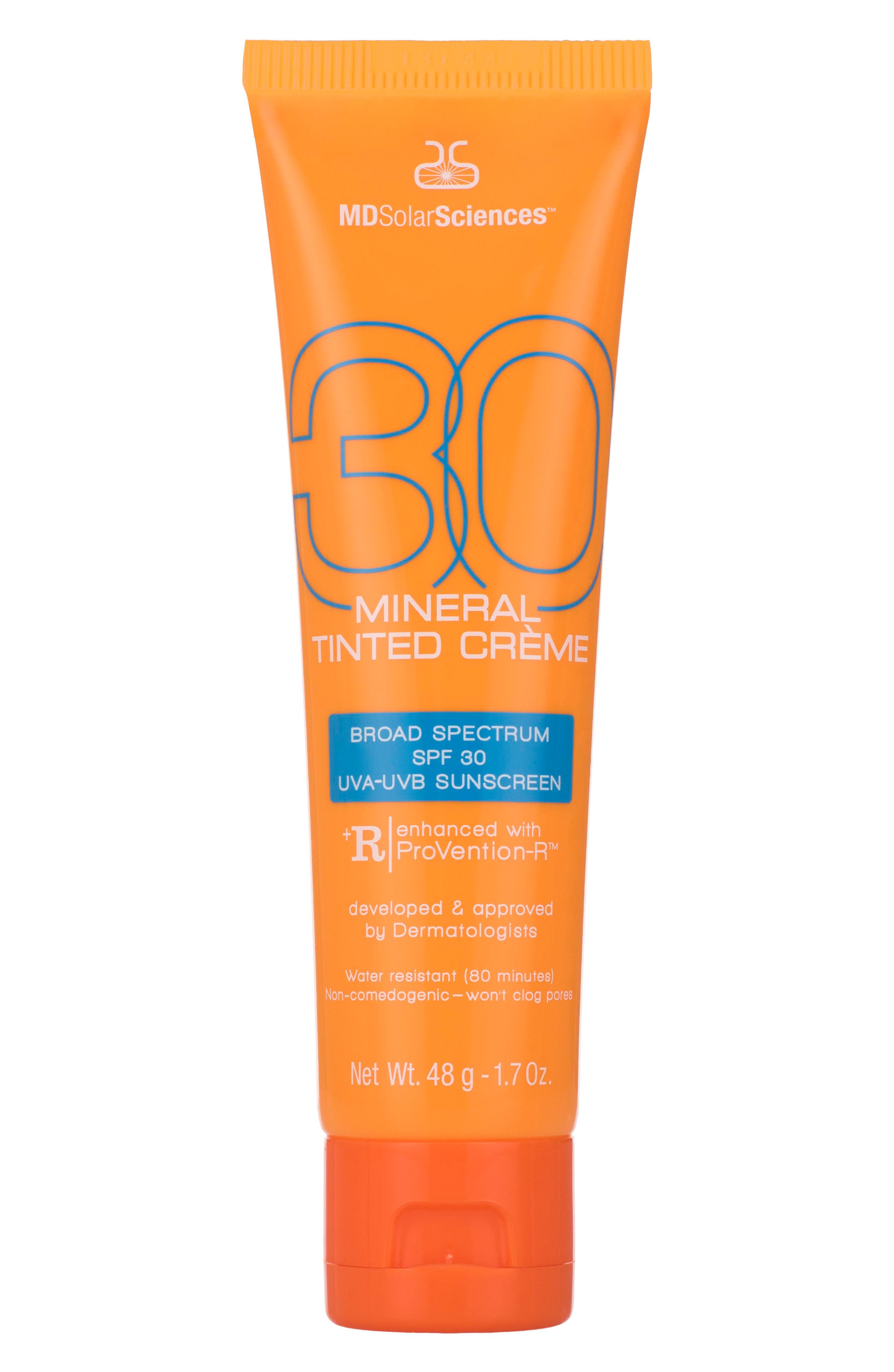 MDSolarSciences™ Mineral Tinted Crème SPF 30 Sunscreen