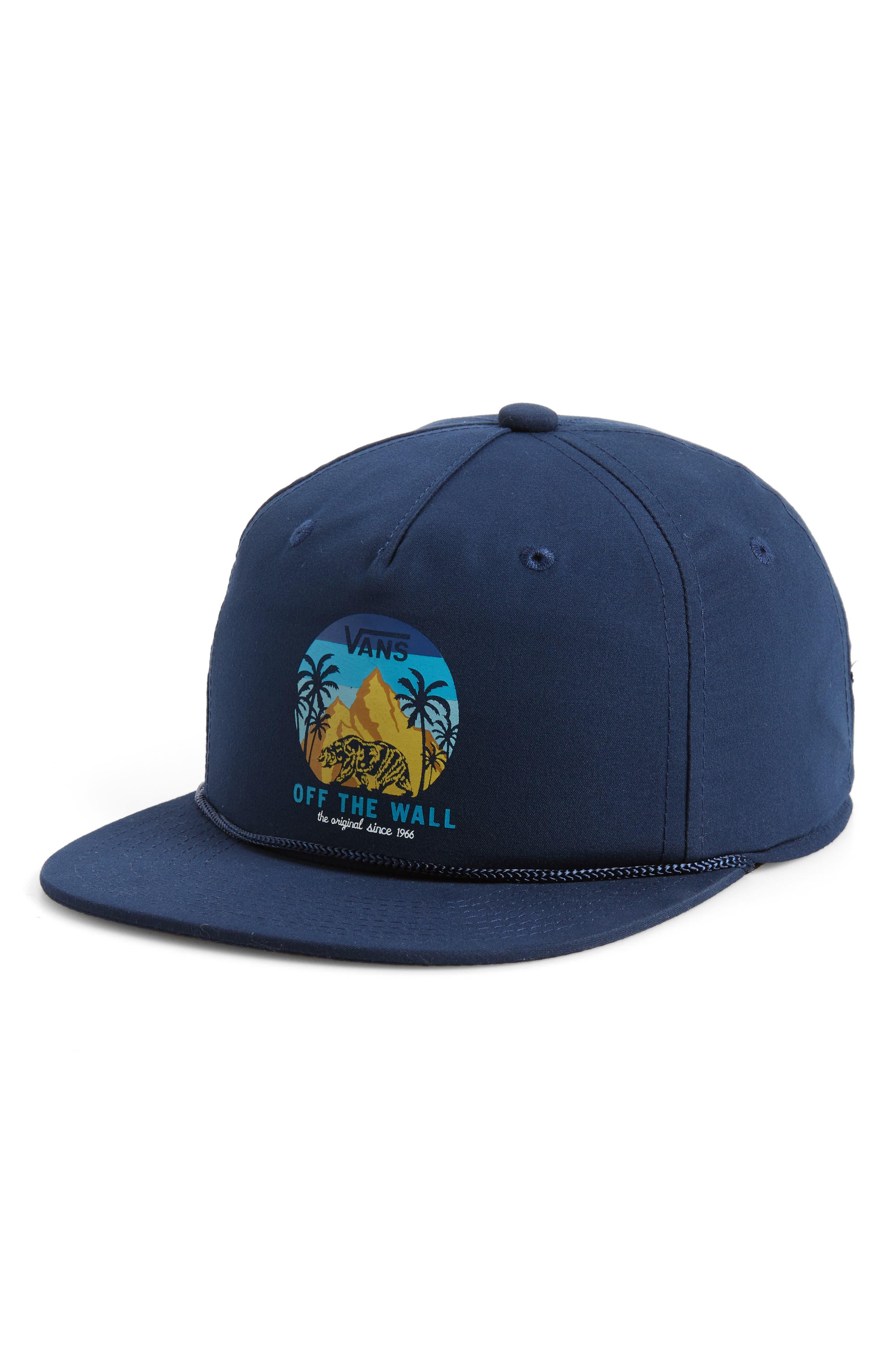 VANS California Dreamin Unstructured Snapback Hat
