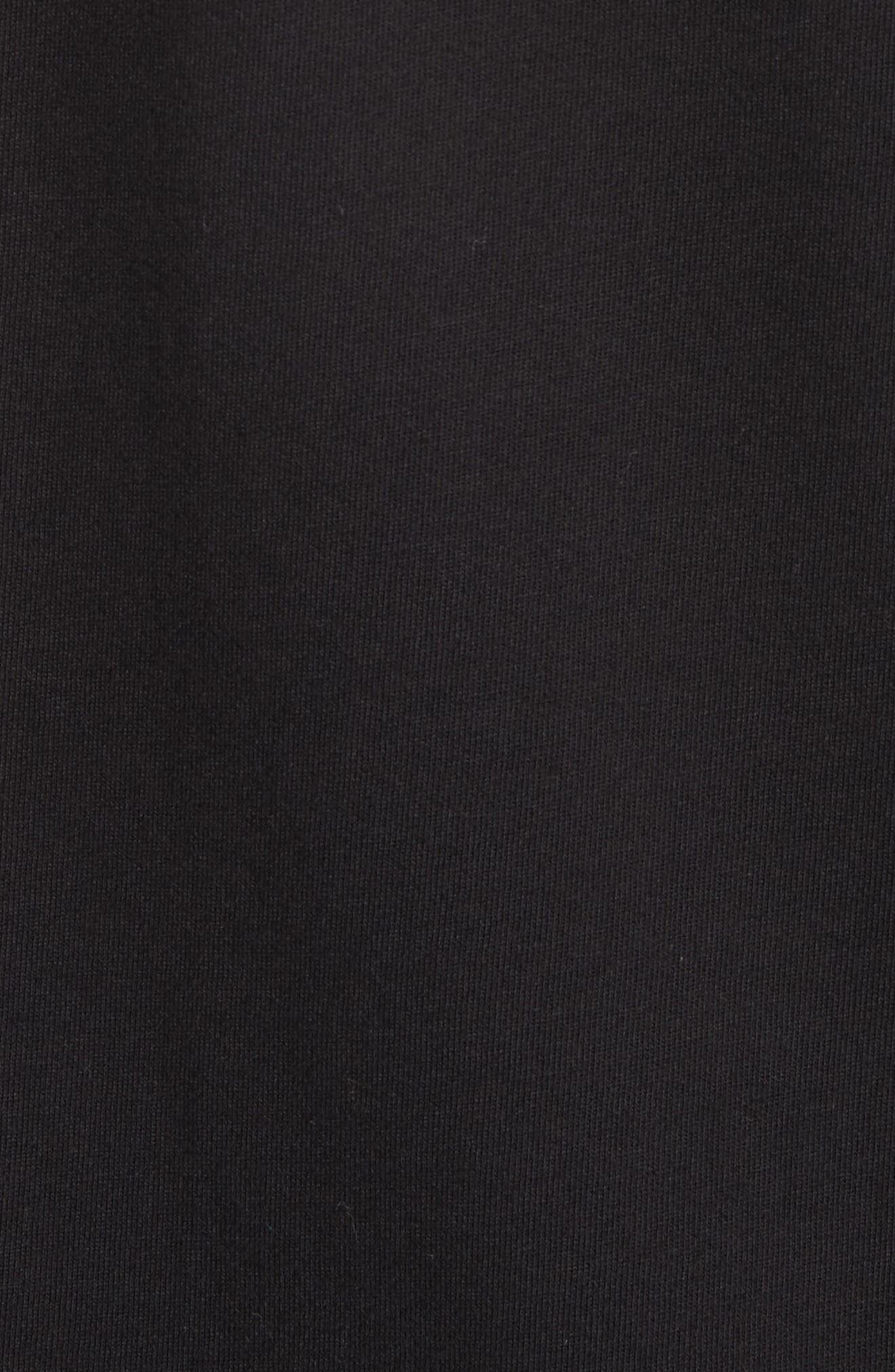 Alternate Image 5  - Yohji Yamamoto x New Era Embroidered Script T-Shirt