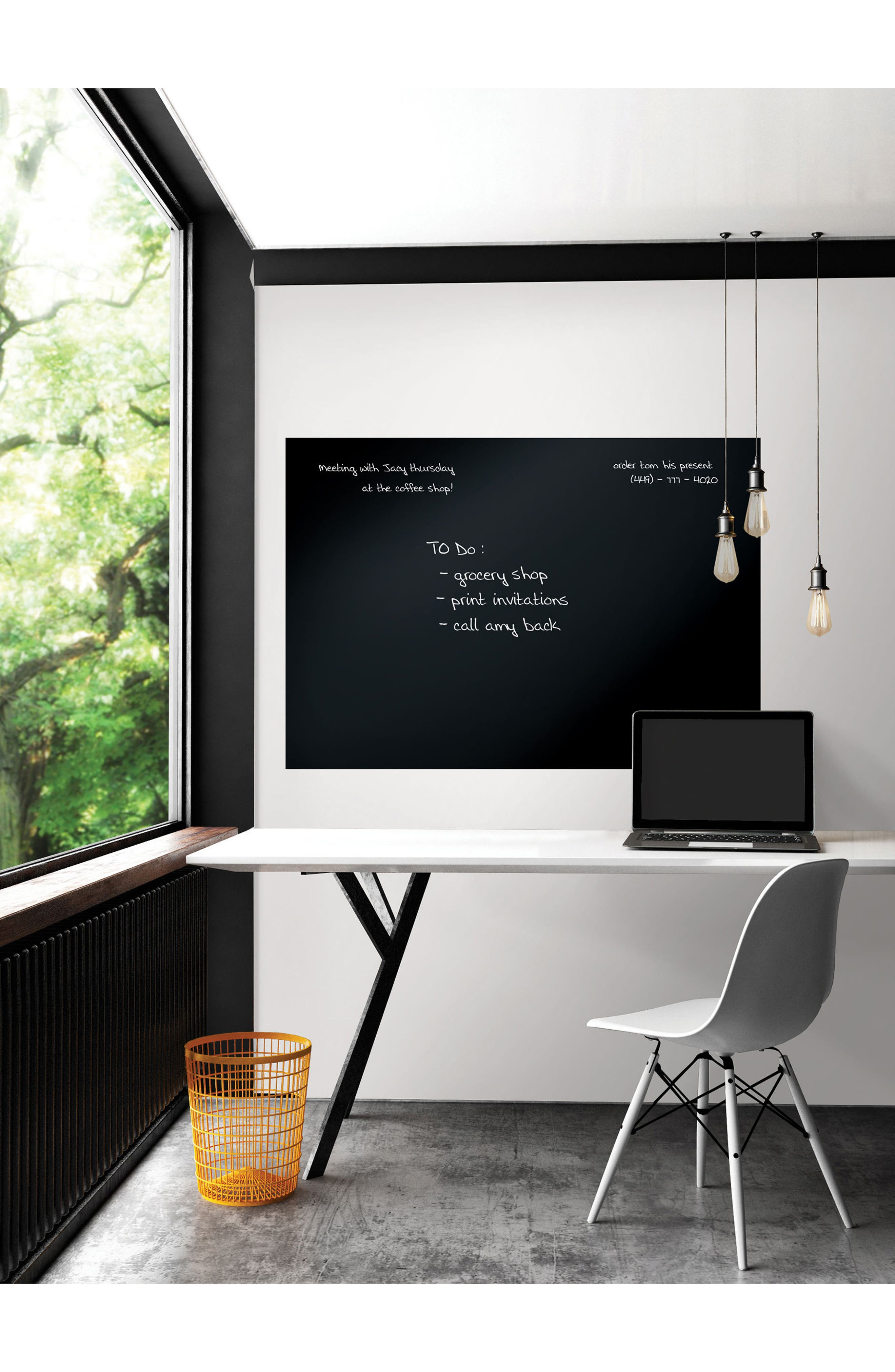 Wallpops Peel & Stick Chalkboard Decal
