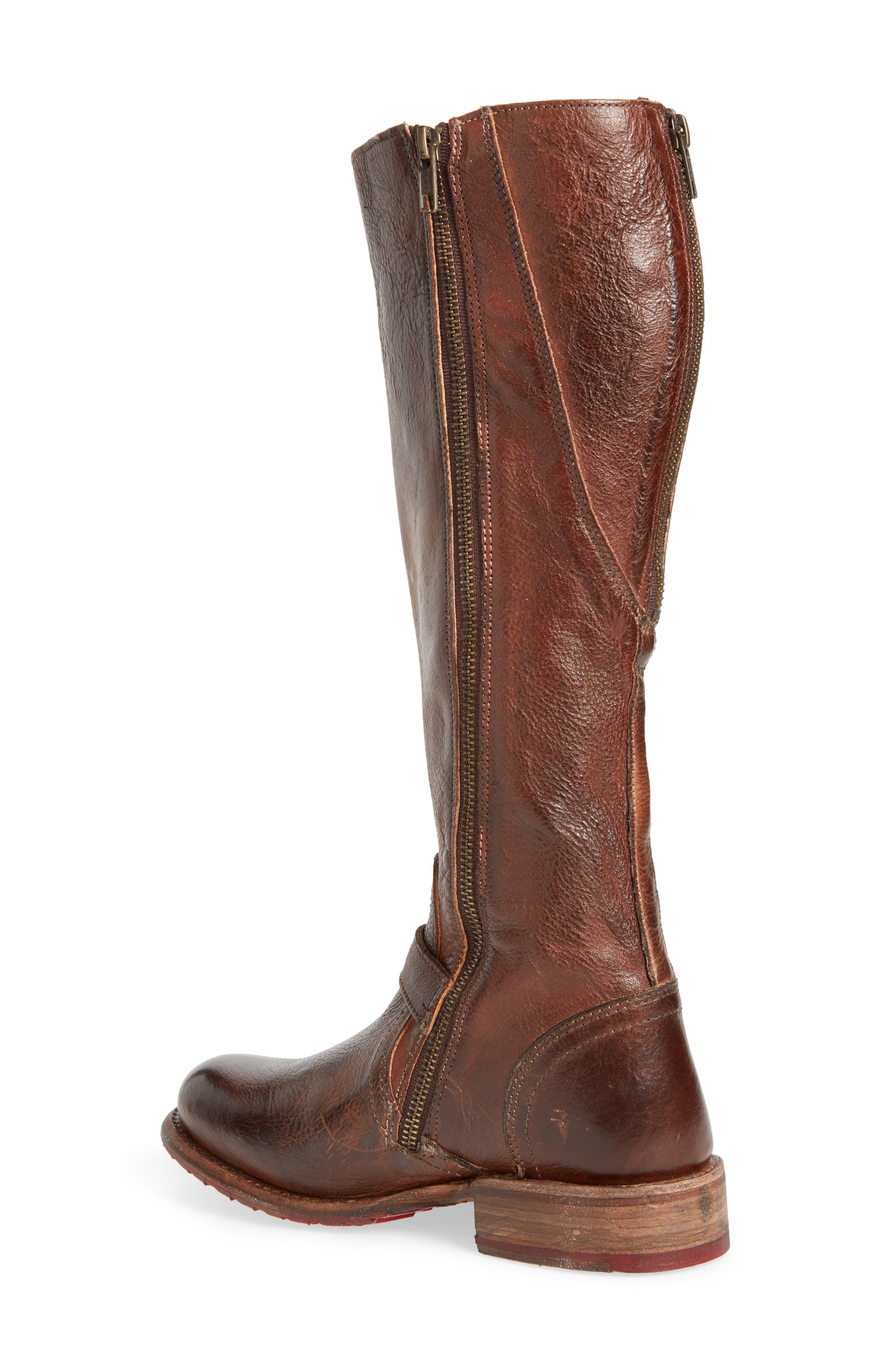 Alternate Image 2  - Bed Stu 'Glaye' Tall Boot (Women)