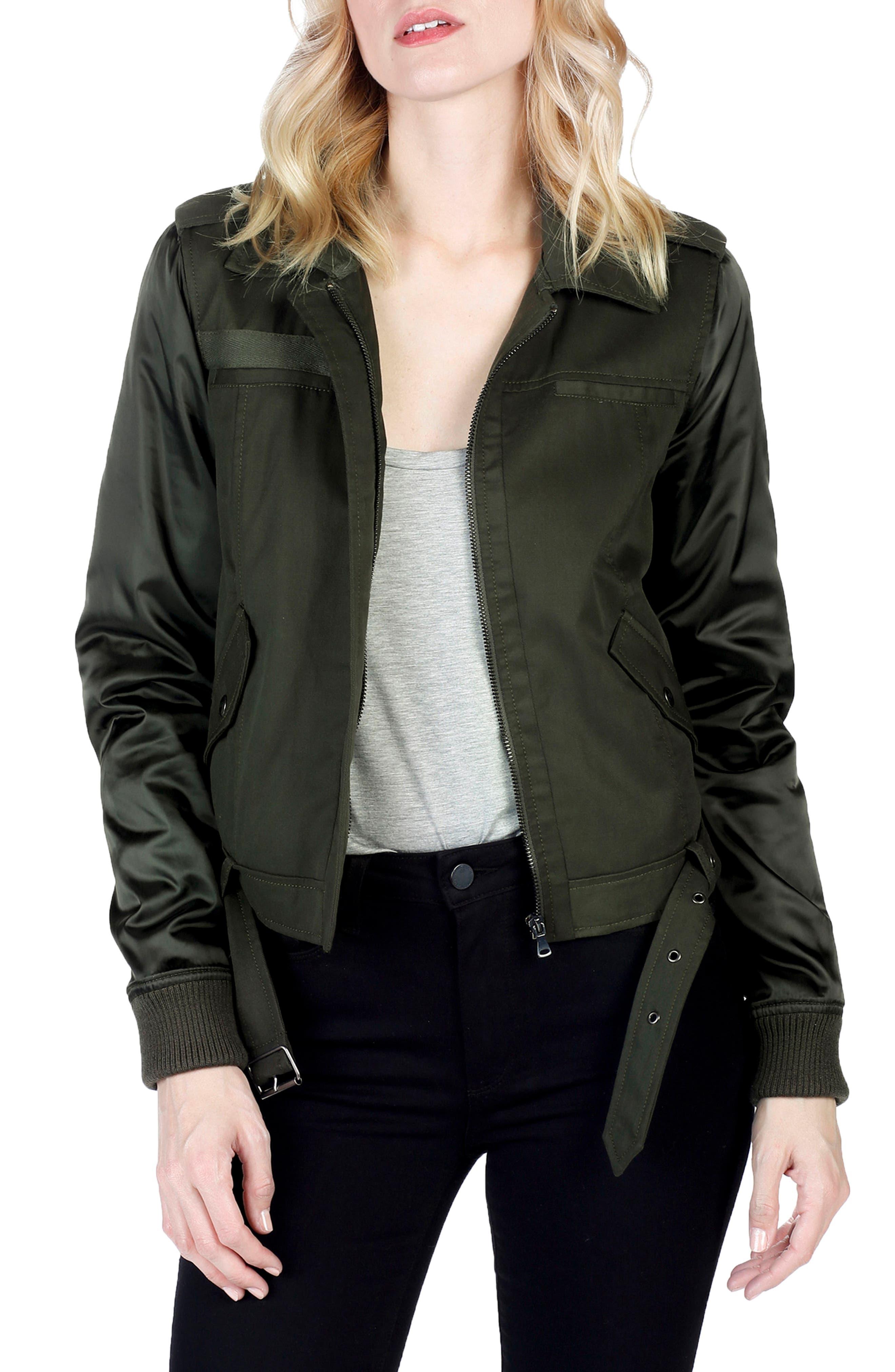 PAIGE Sheryl Bomber Jacket