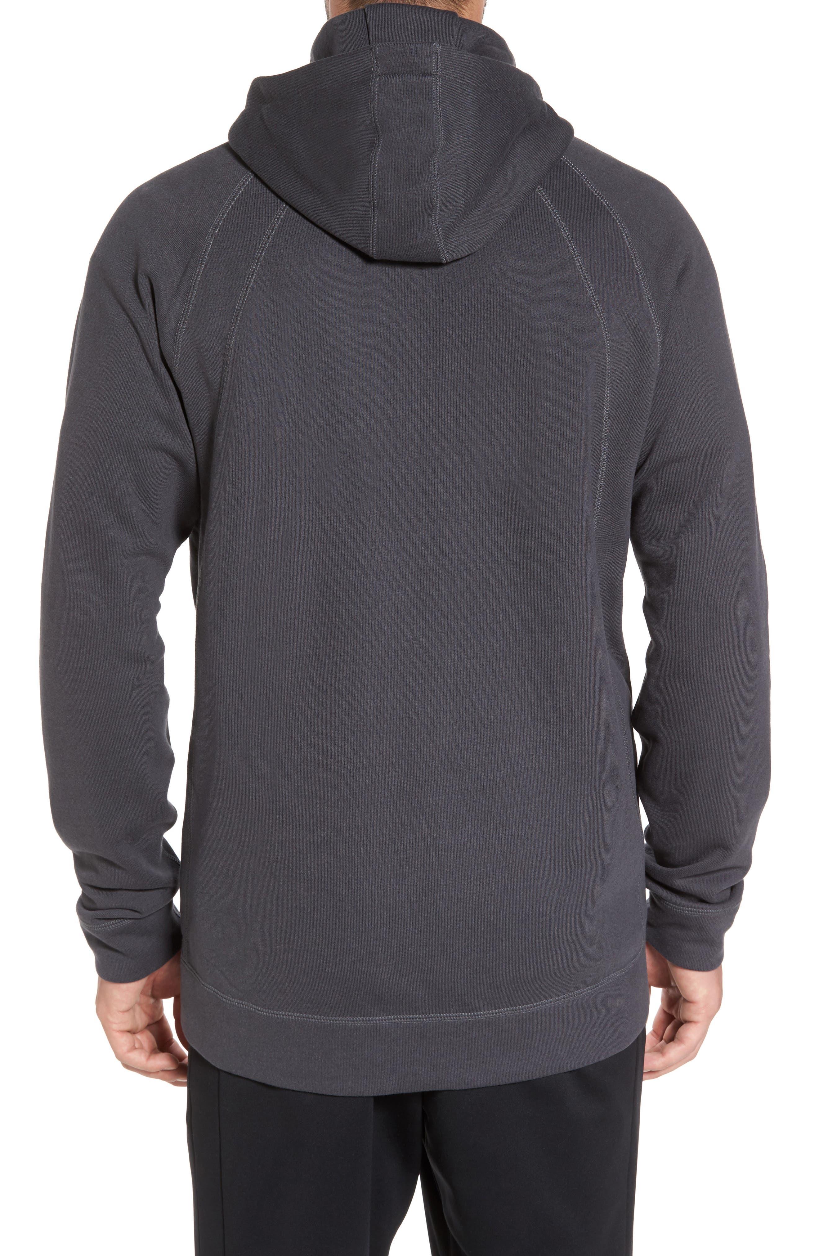 Alternate Image 2  - Nike Jordan Sportswear Wings Full Zip Jacket
