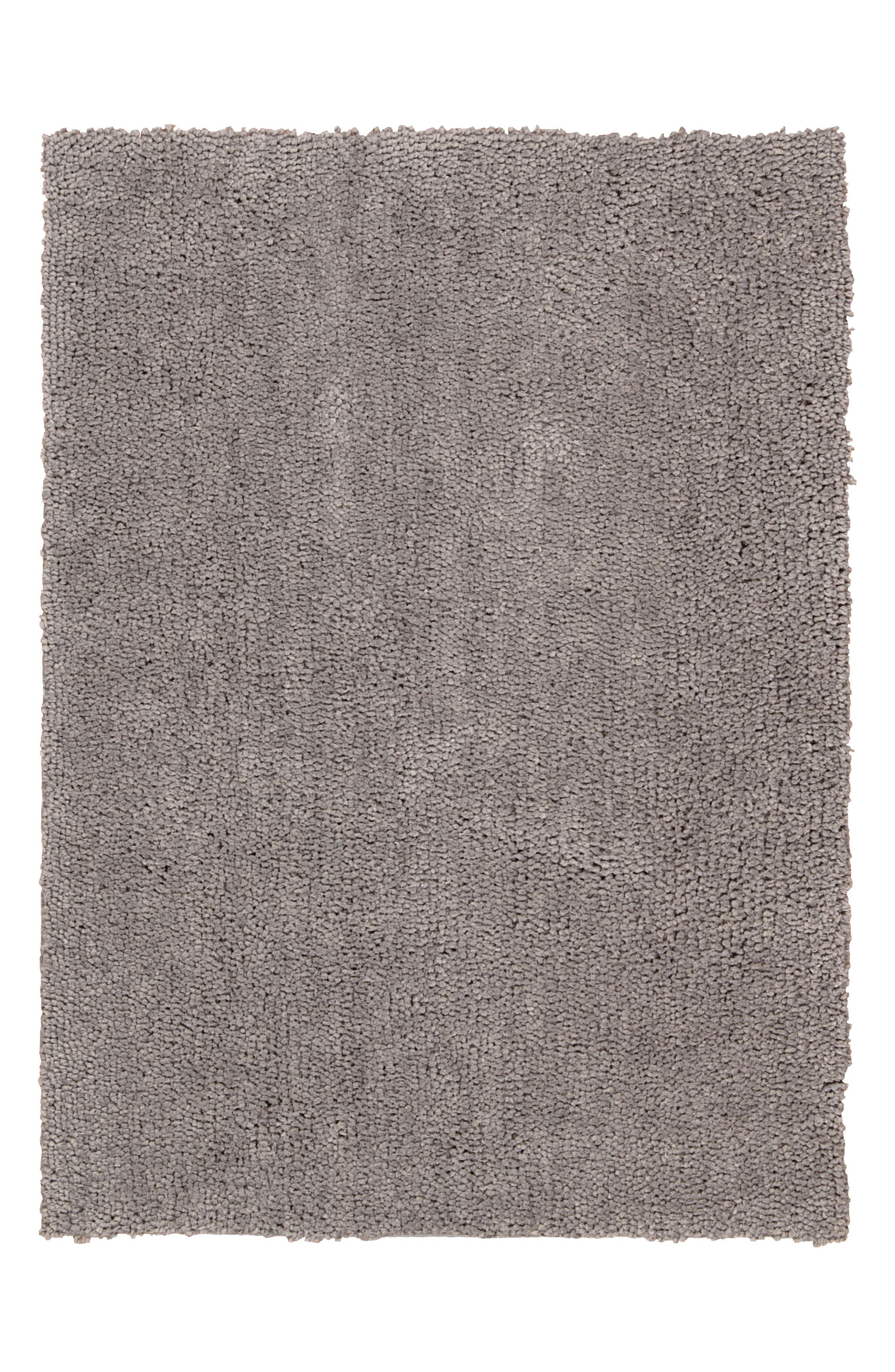 Puli Tufted Area Rug,                         Main,                         color, Ashen