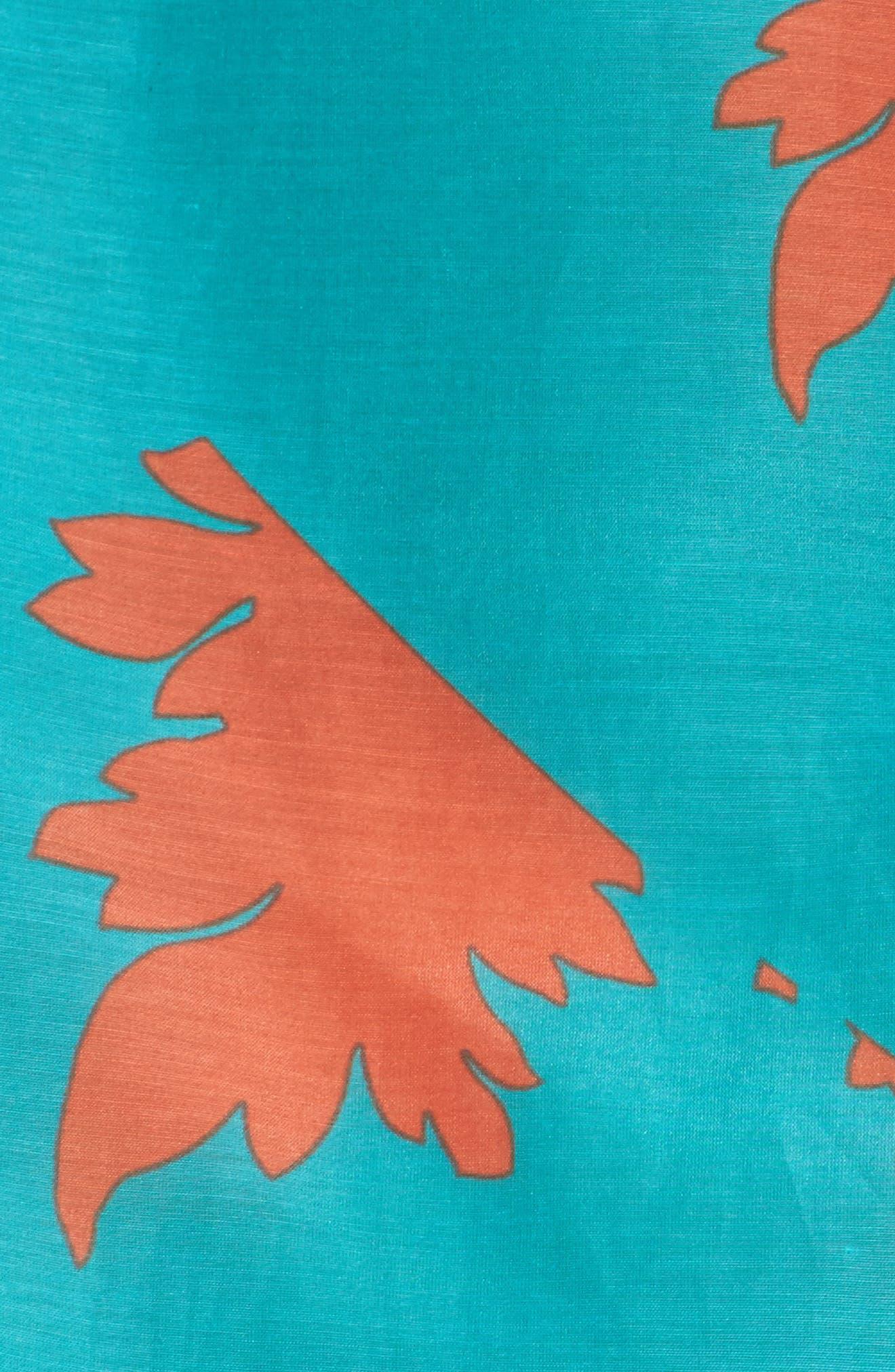 Alternate Image 5  - Diane von Furstenberg Cover-Up Dress
