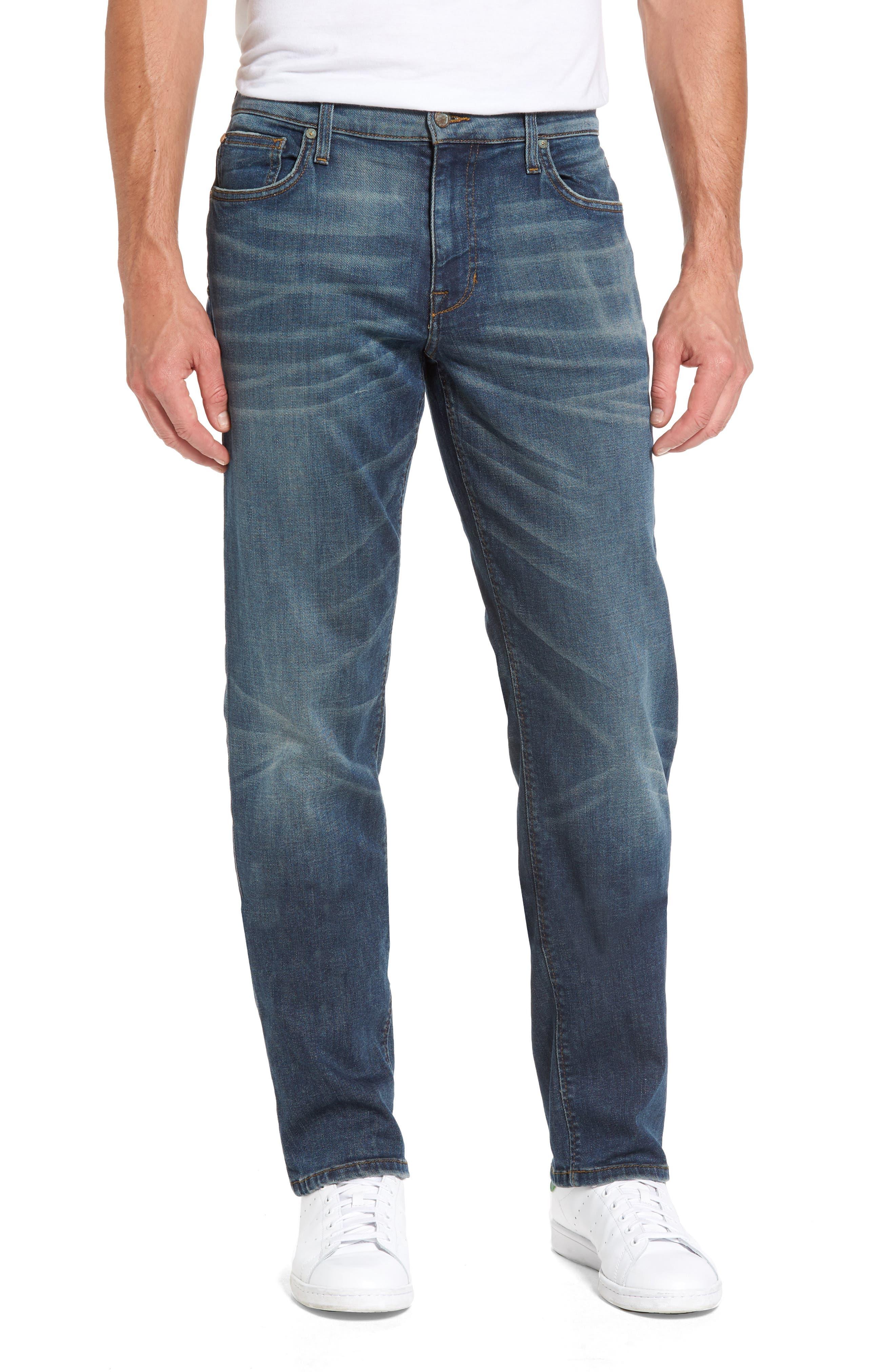 Joe's Brixton Slim Straight Fit Jeans (Killian)