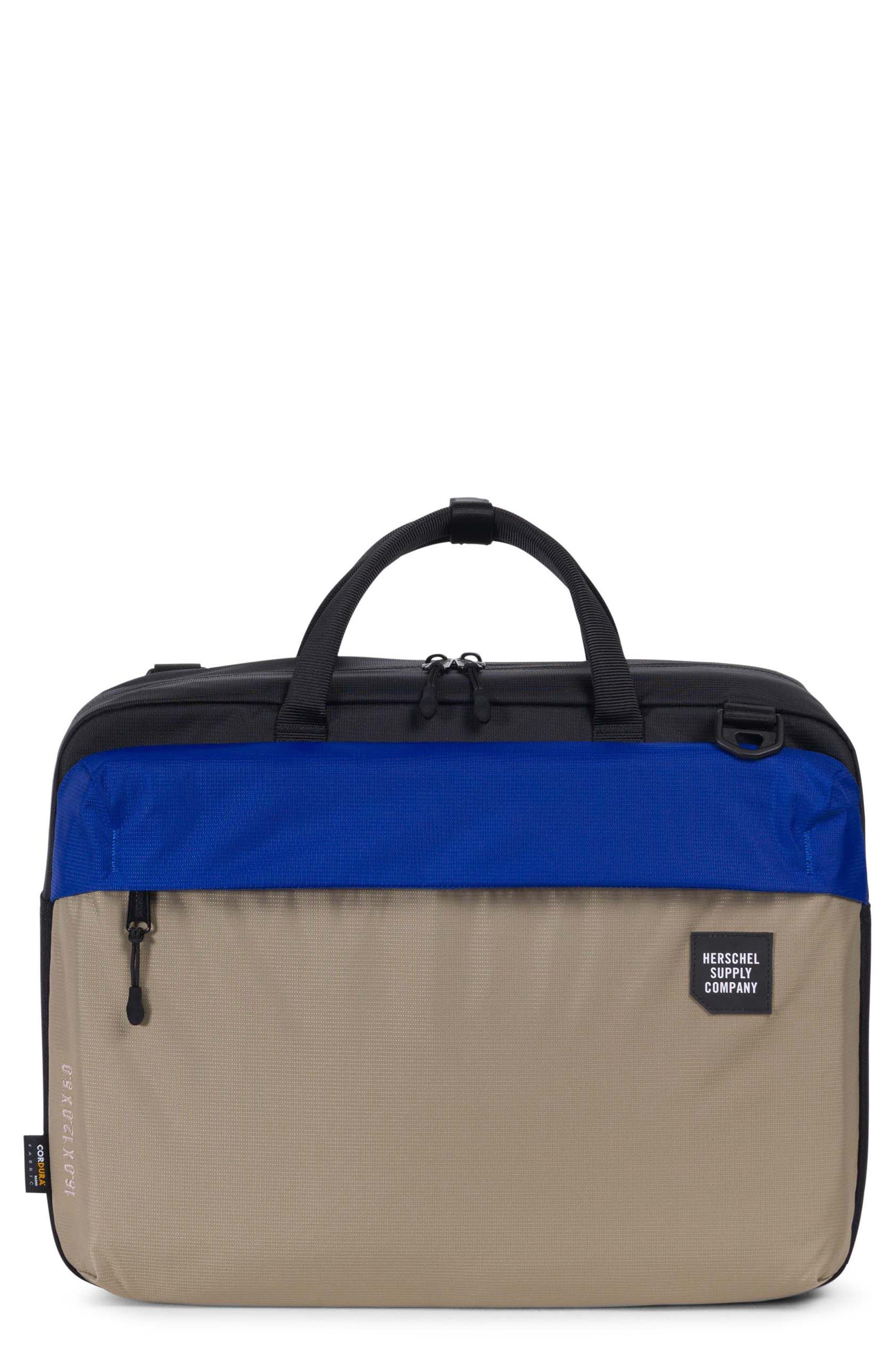 Herschel Supply Co. Britannia Trail Collection Convertible Messenger Bag