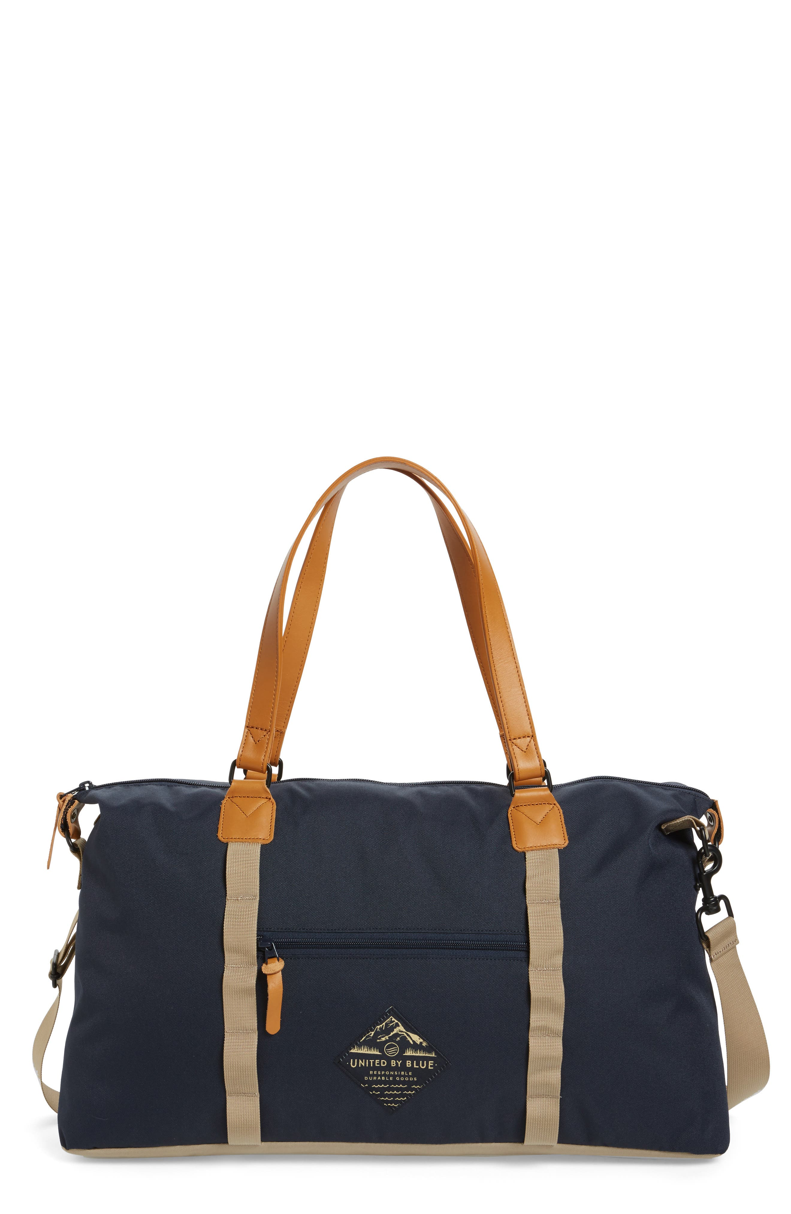 Trail Bag,                             Main thumbnail 1, color,                             Navy/ Forest