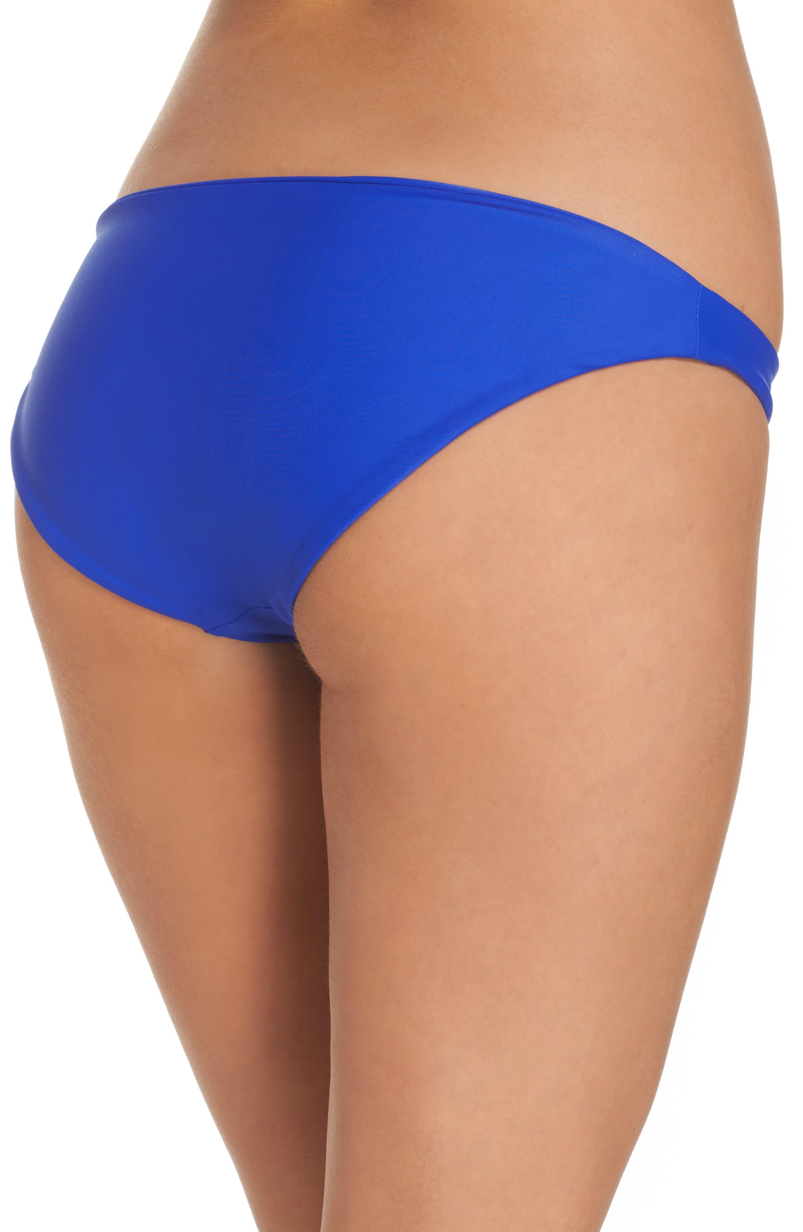 Zuma Bikini Bottoms,                             Alternate thumbnail 2, color,                             Electric Eel