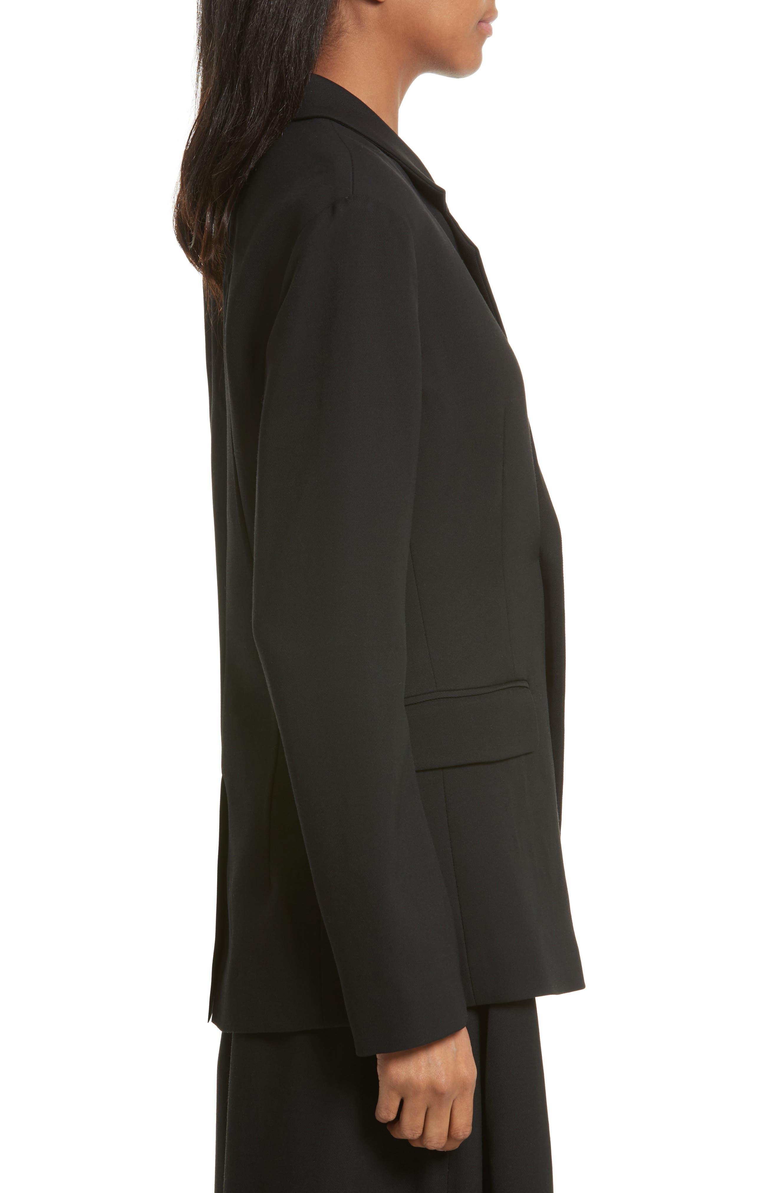 Classon Jacket,                             Alternate thumbnail 4, color,                             Black