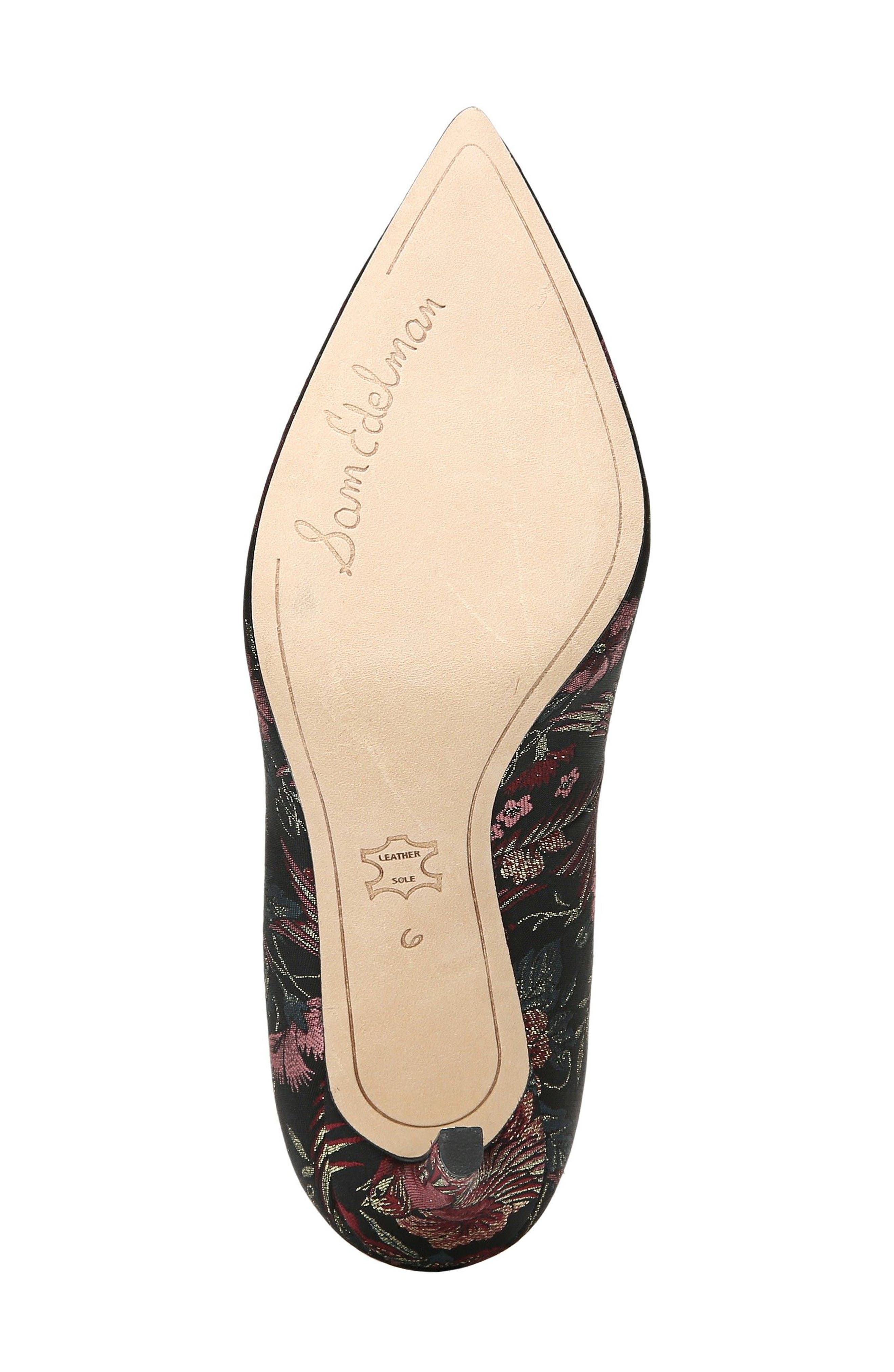 Alternate Image 6  - Sam Edelman Hazel Pump (Women)