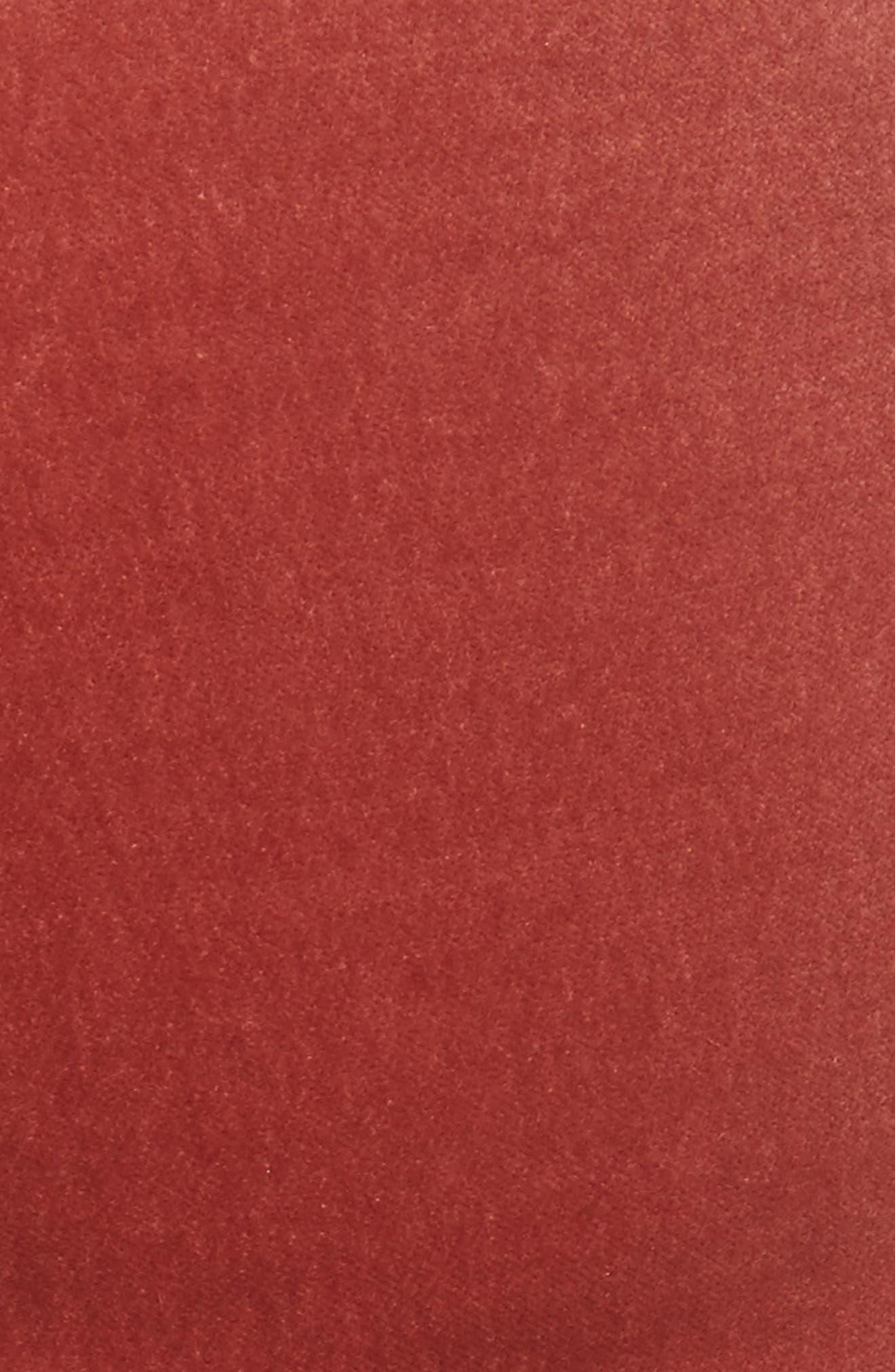 Alternate Image 6  - FRAME O-Ring Velvet Crop Flare Pants