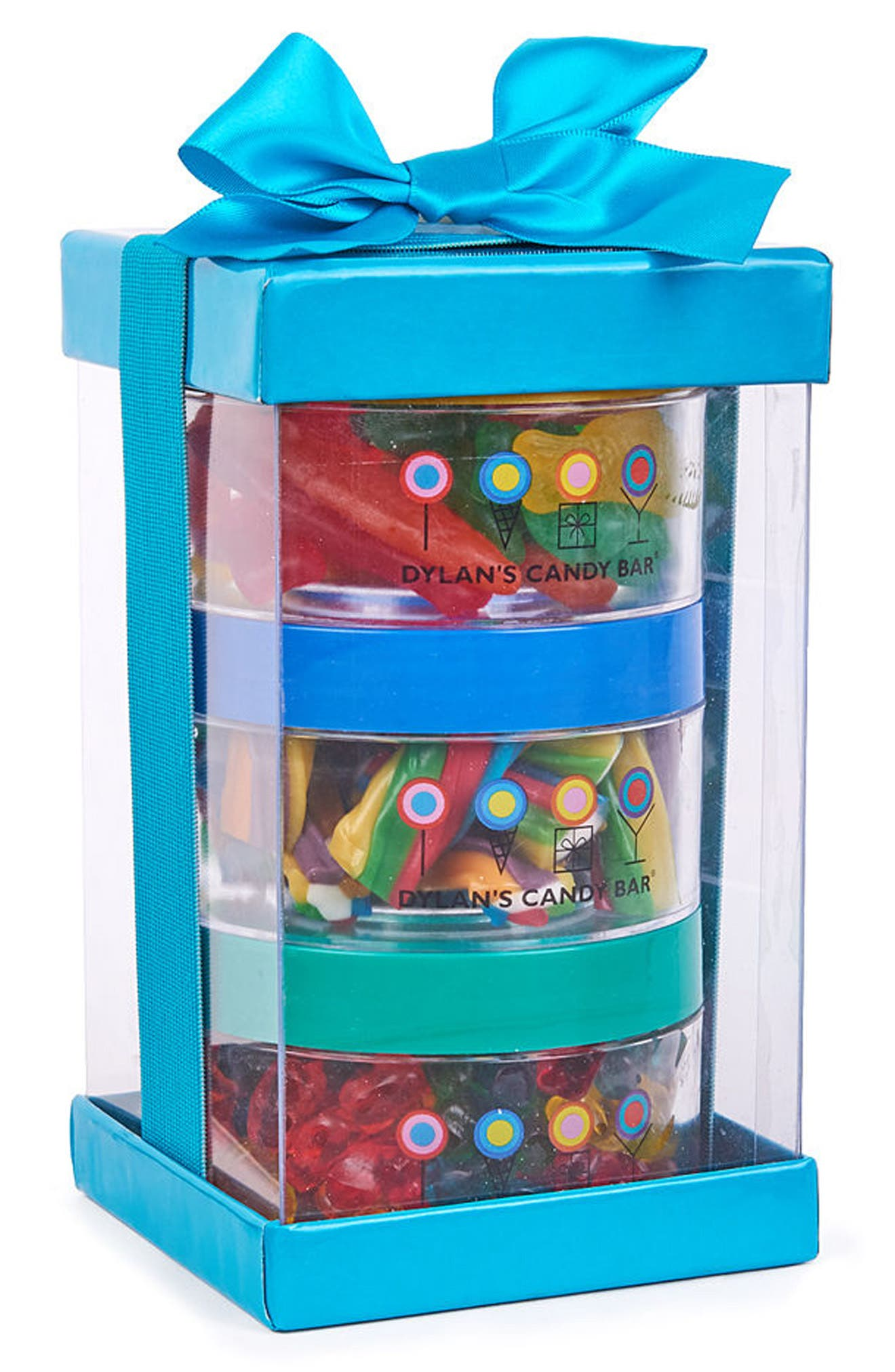 Gummy Stack-A-Round 3-Pack Signature Gift Set,                             Alternate thumbnail 2, color,                             Blue