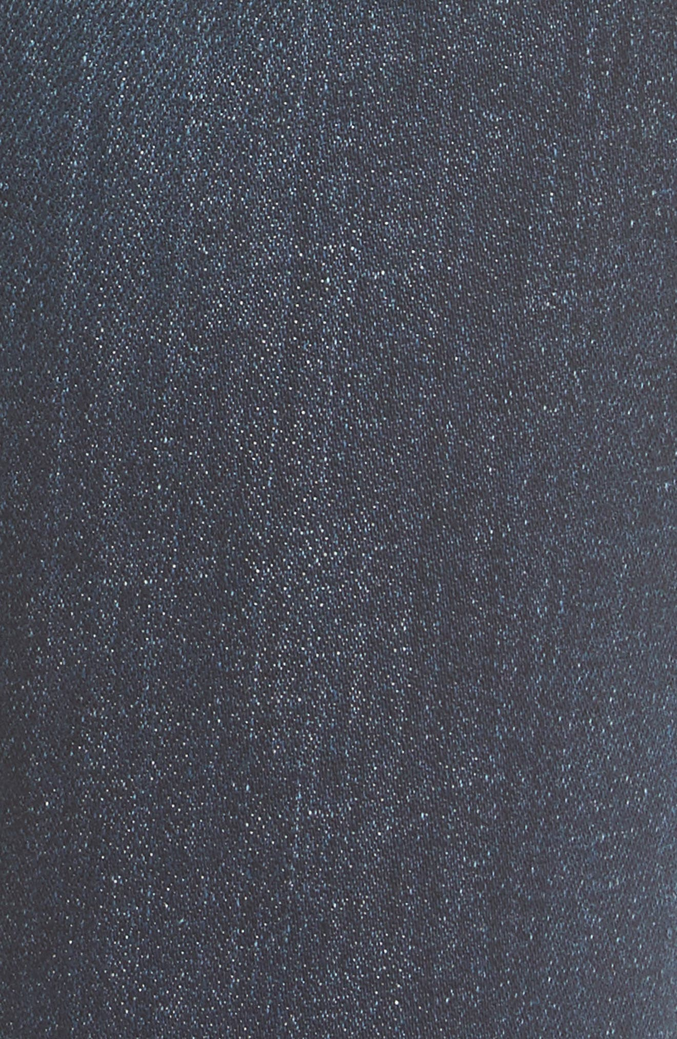 Alternate Image 5  - KUT from the Kloth Reese Release Hem Ankle Jeans (Prevailing)