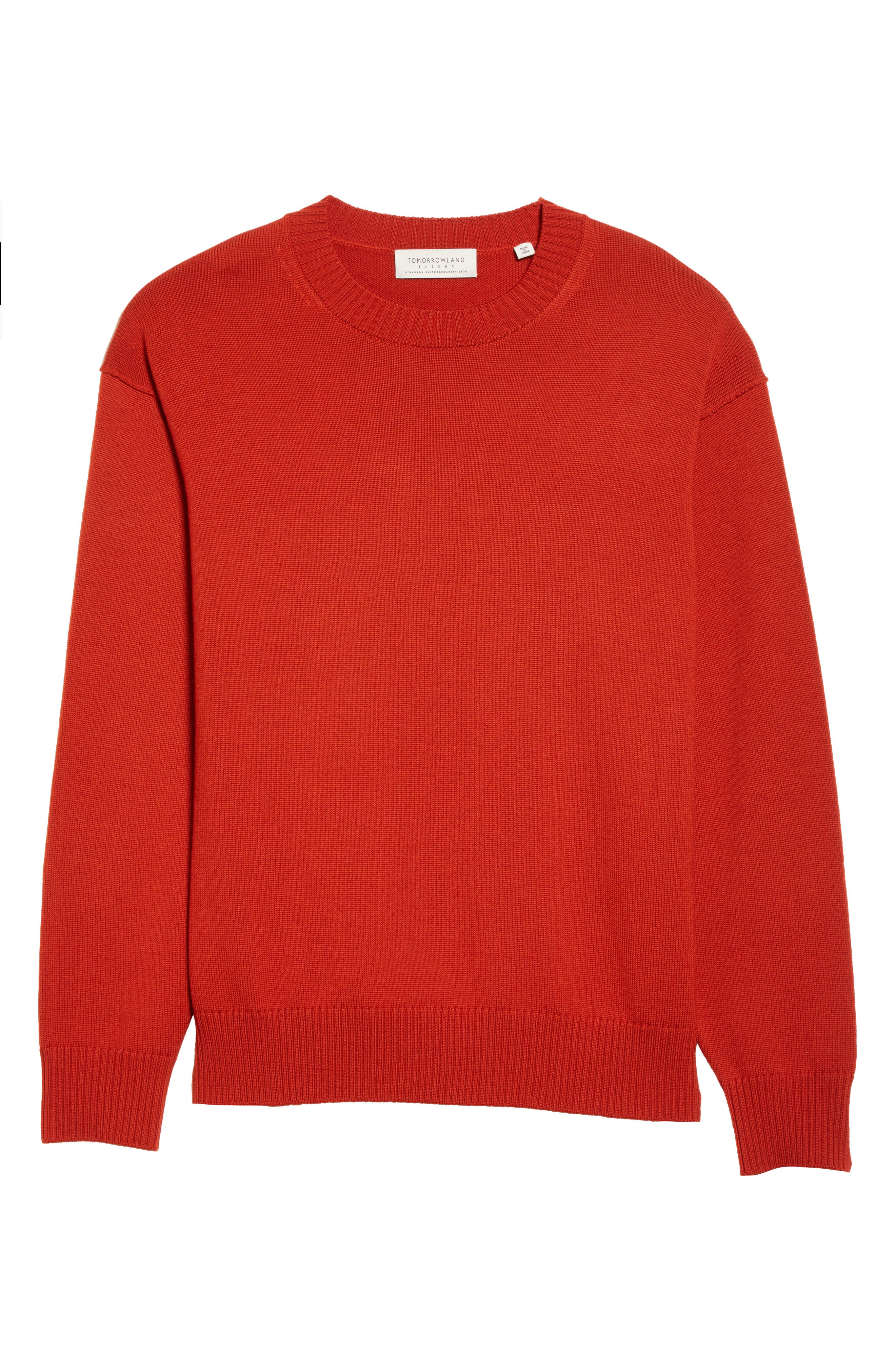 Alternate Image 6  - Tomorrowland Merino Sweater