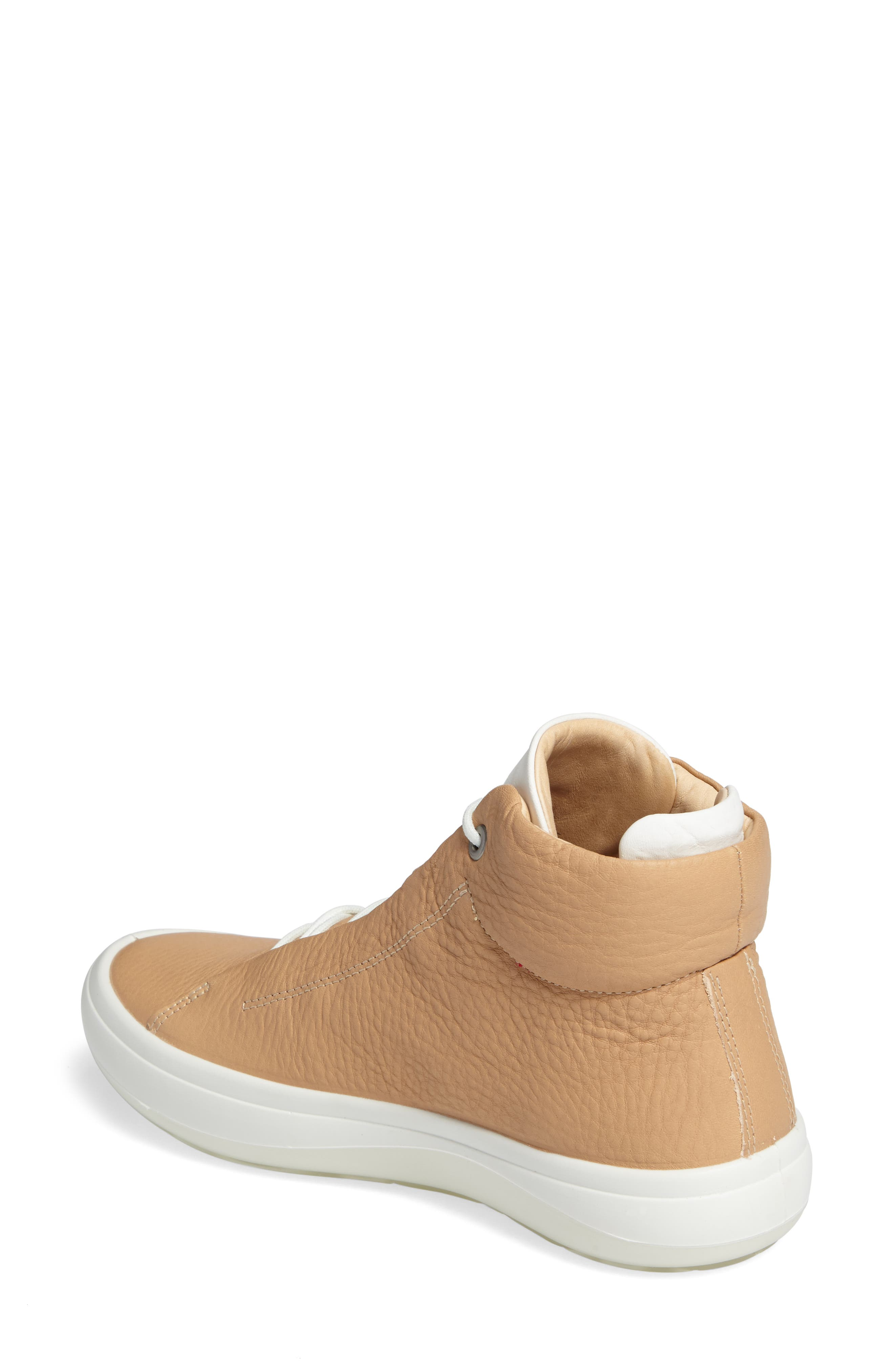 Kinhin Sneaker,                             Alternate thumbnail 2, color,                             Volluto Leather