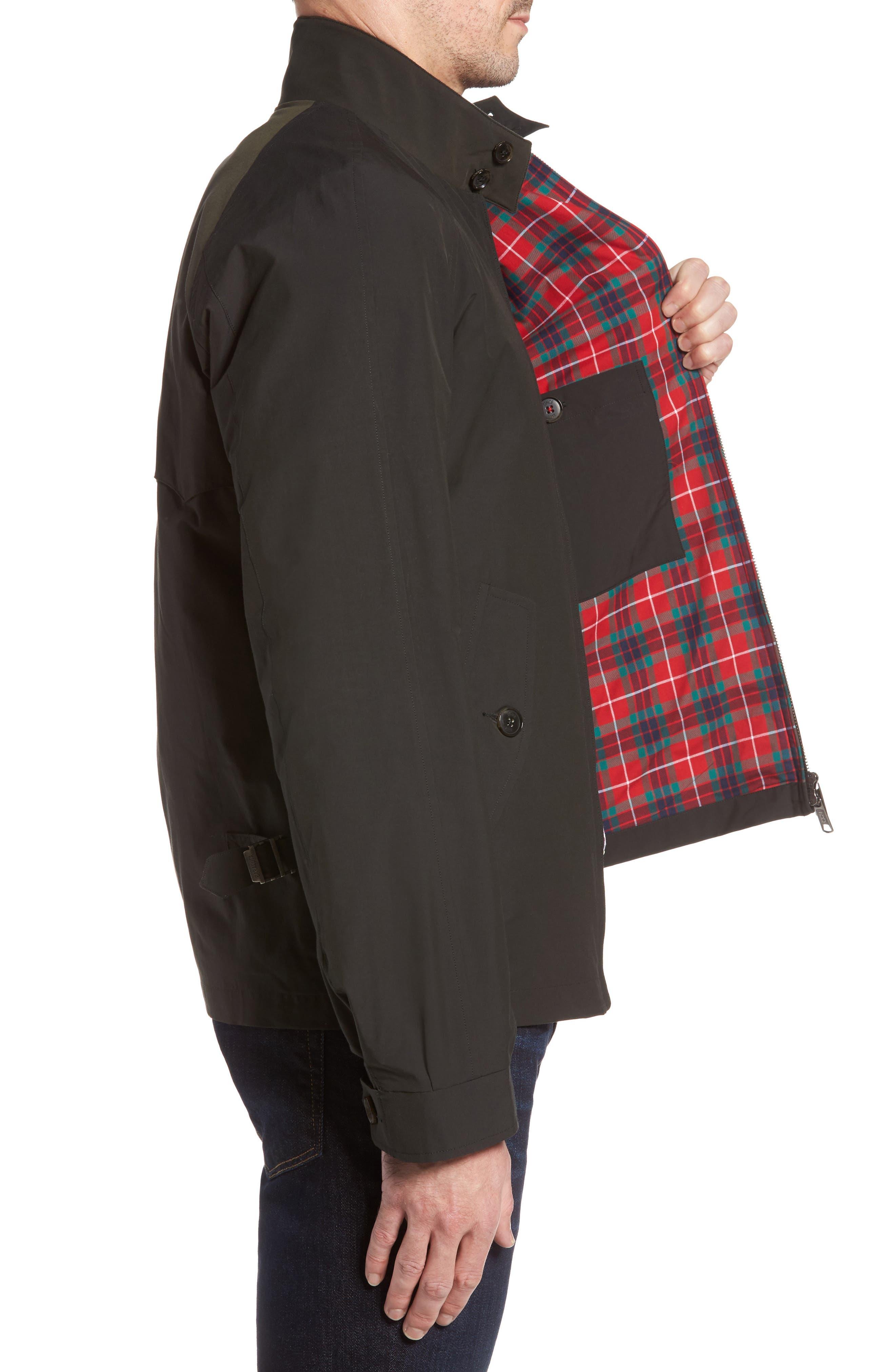 Alternate Image 3  - Baracuta G4 Water Repellent Harrington Jacket